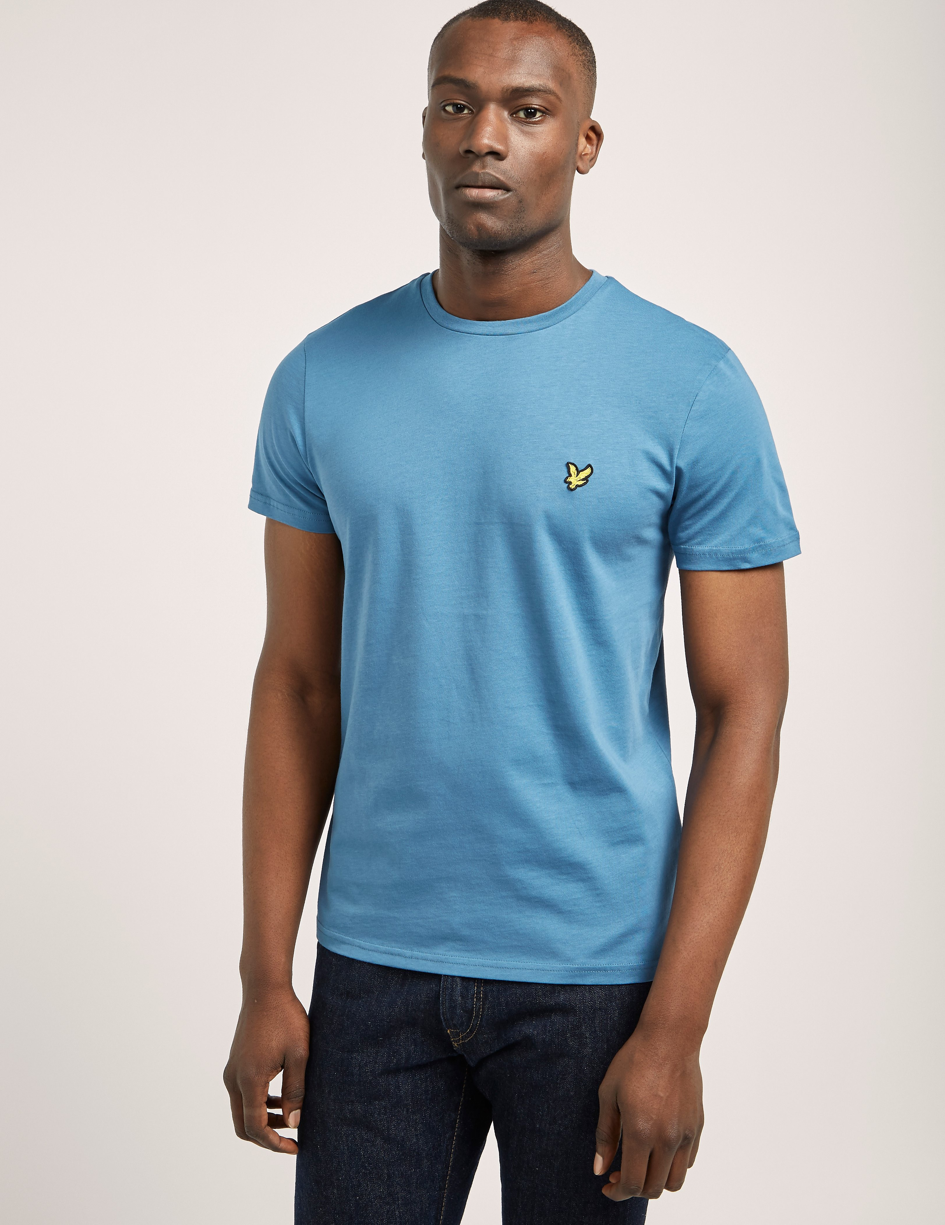 Lyle & Scott Basic Crew Neck T-Shirt