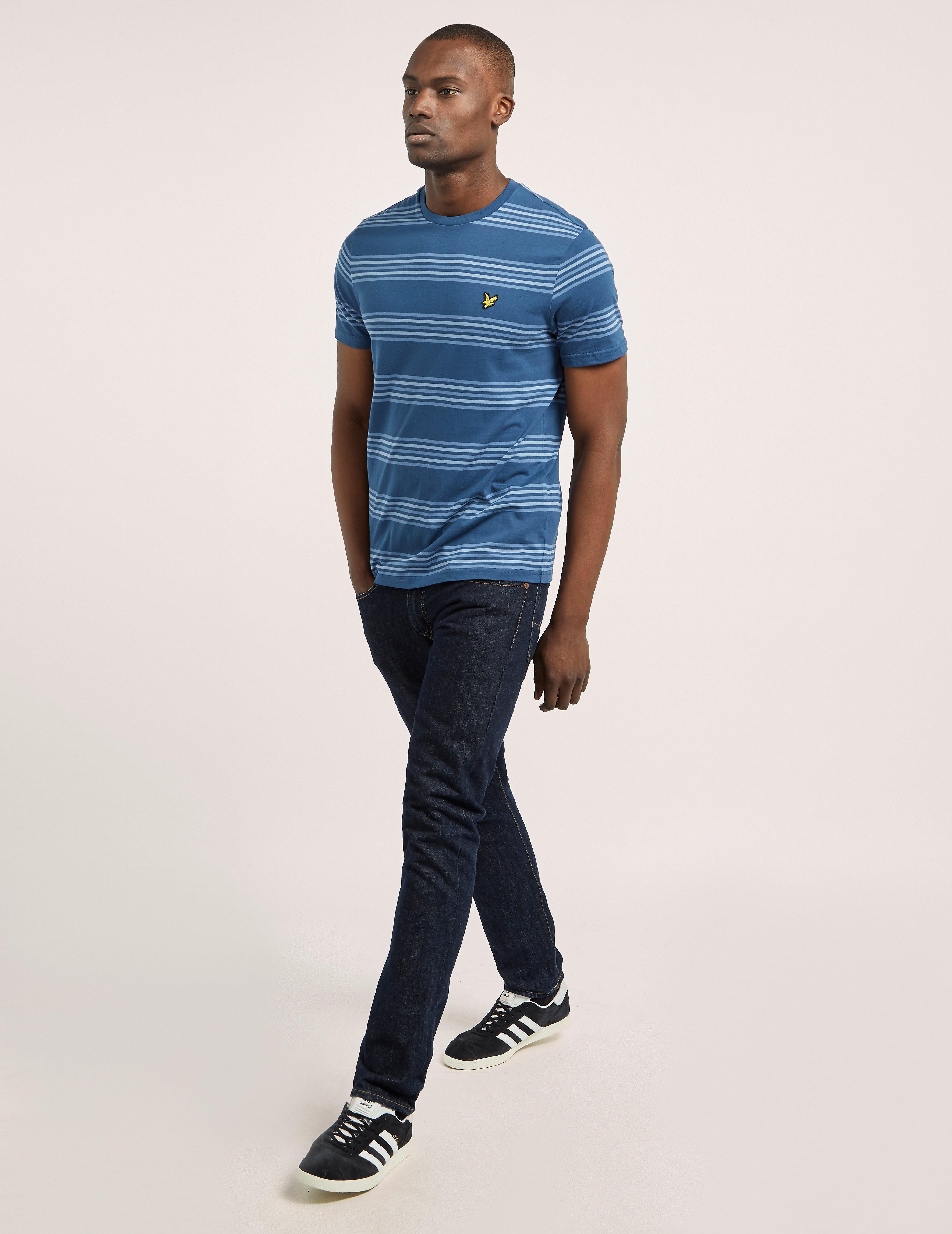 Lyle & Scott Block Stripe T-Shirt