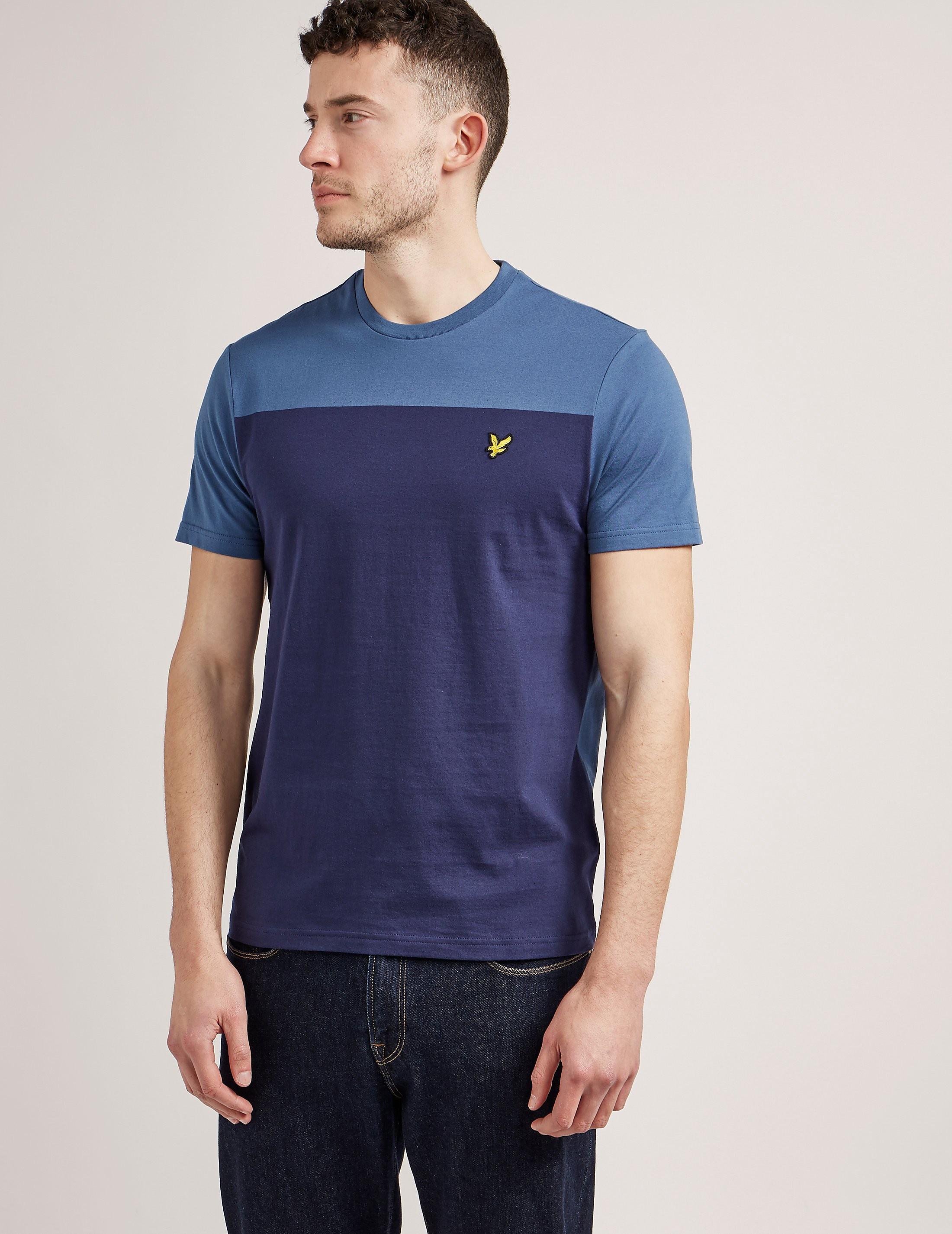 Lyle & Scott Yoke Short Sleeve T-Shirt