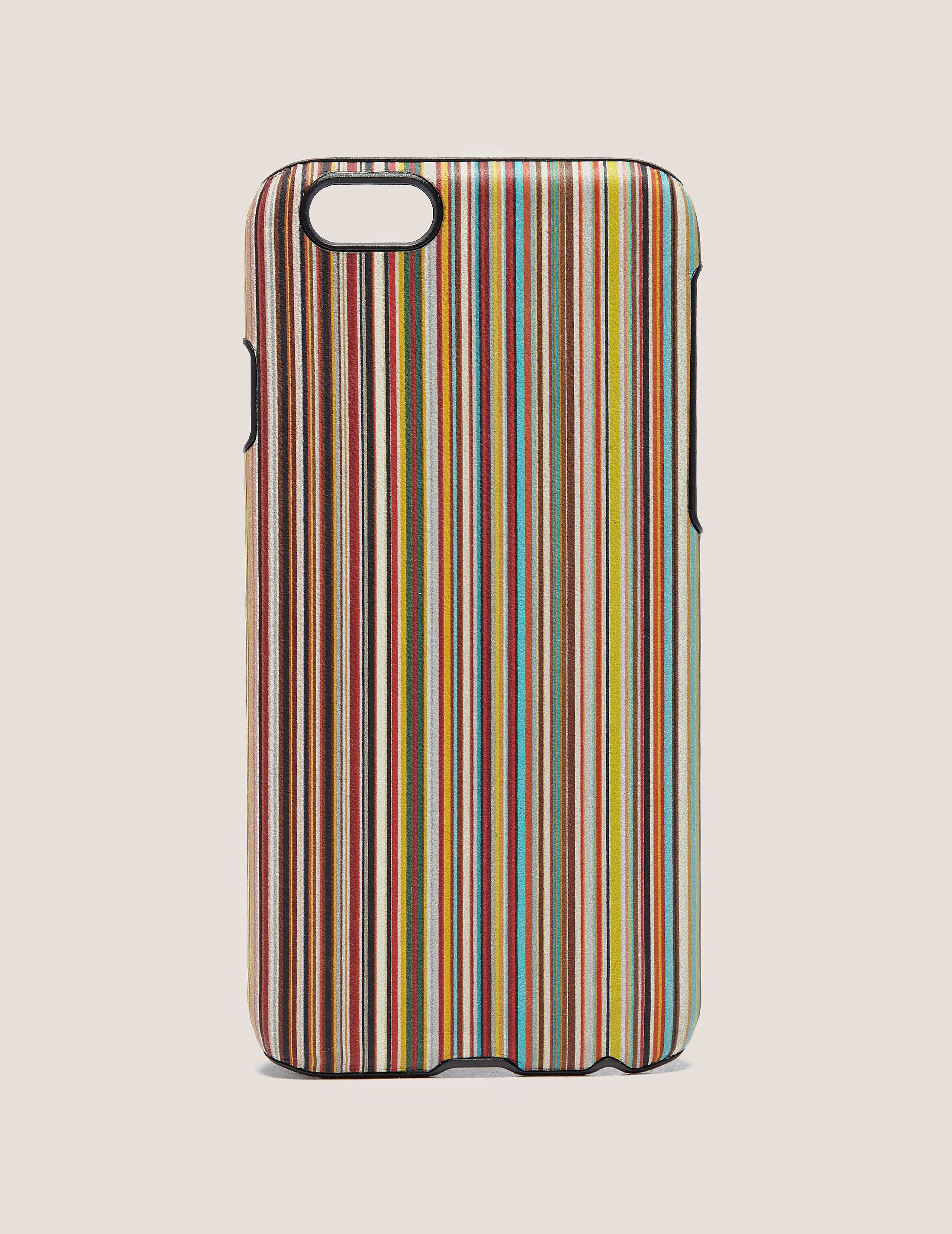 Paul Smith Signature Stripe iPhone 6 Case