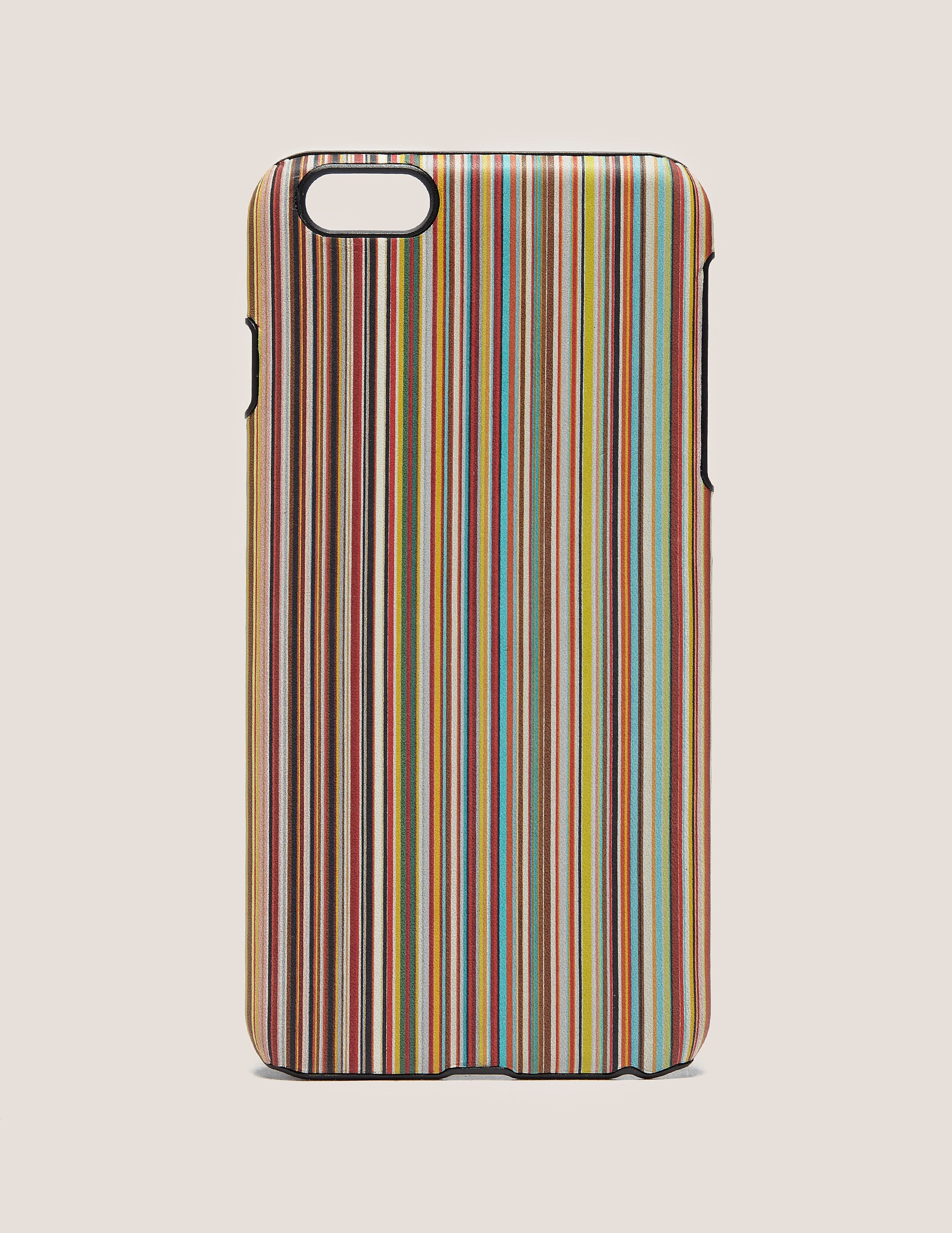 Paul Smith Signature Stripe iPhone 6+ Case