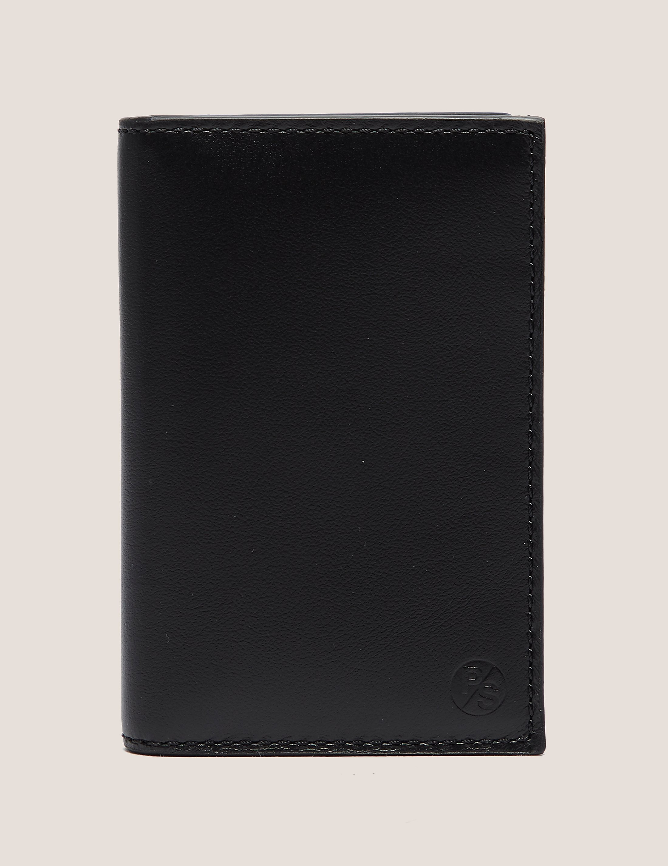 Paul Smith Contrast Piping Credit Card Wallet
