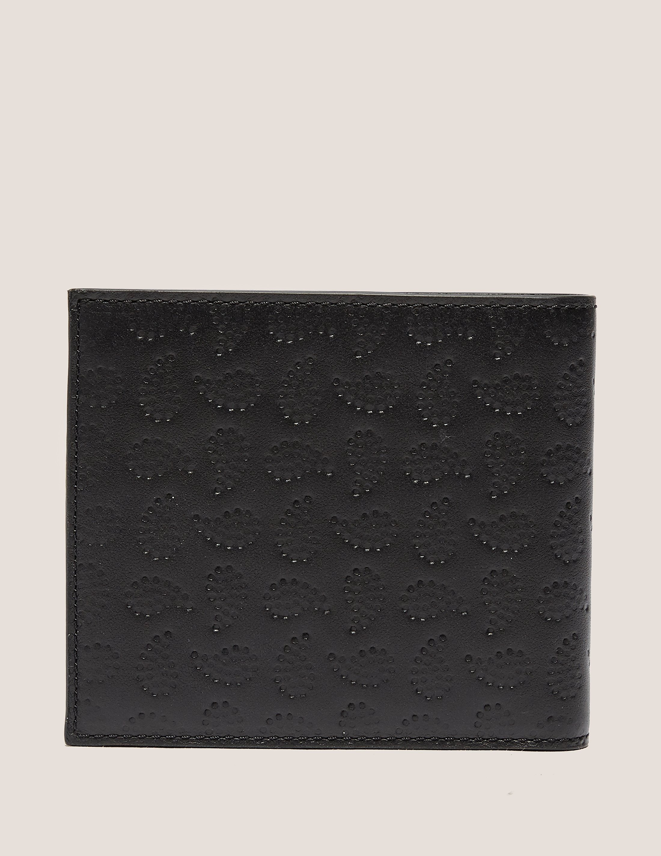 Paul Smith Paisley Embossed Billfold Wallet