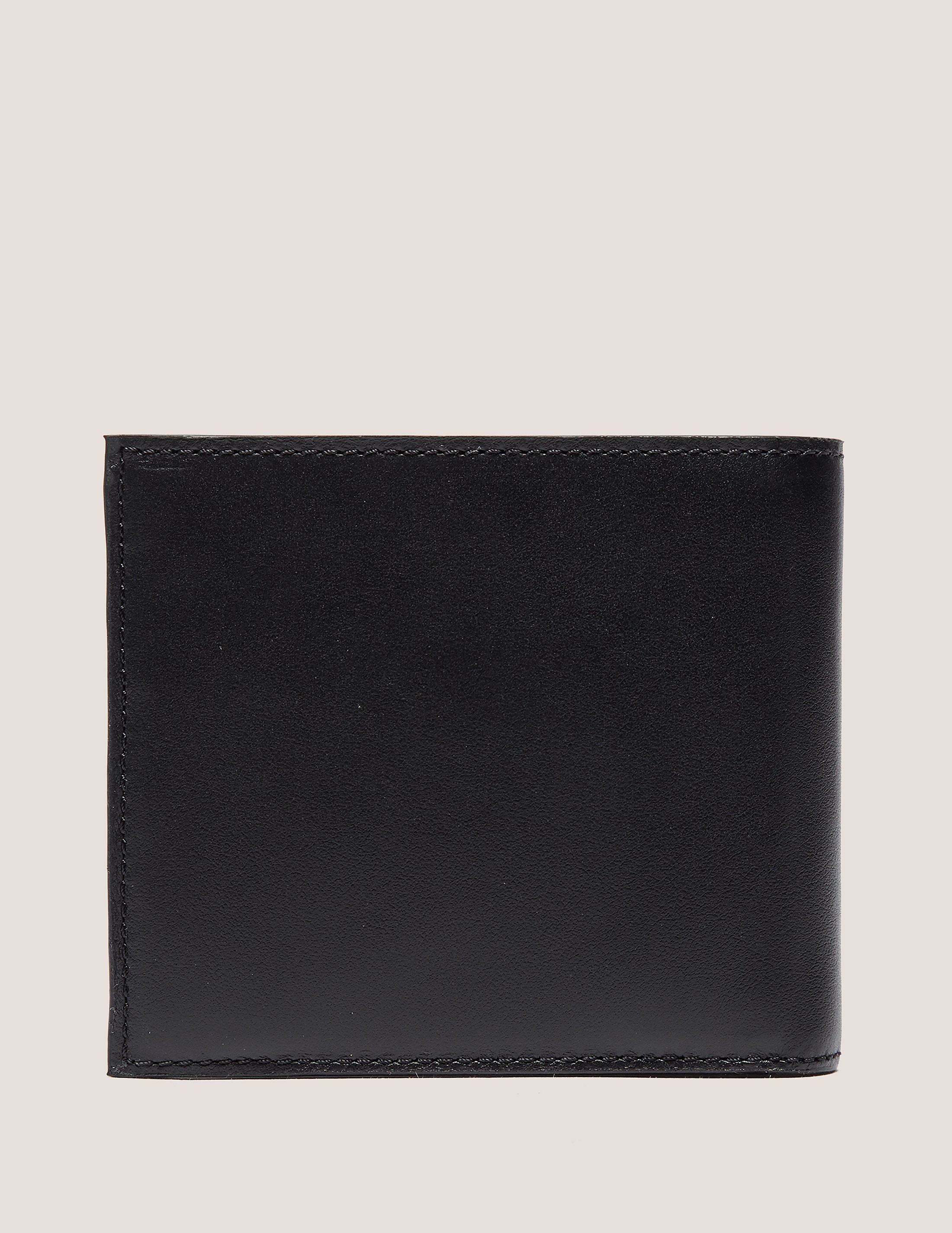 Paul Smith Contrast Piping Billfold & Coin Wallet