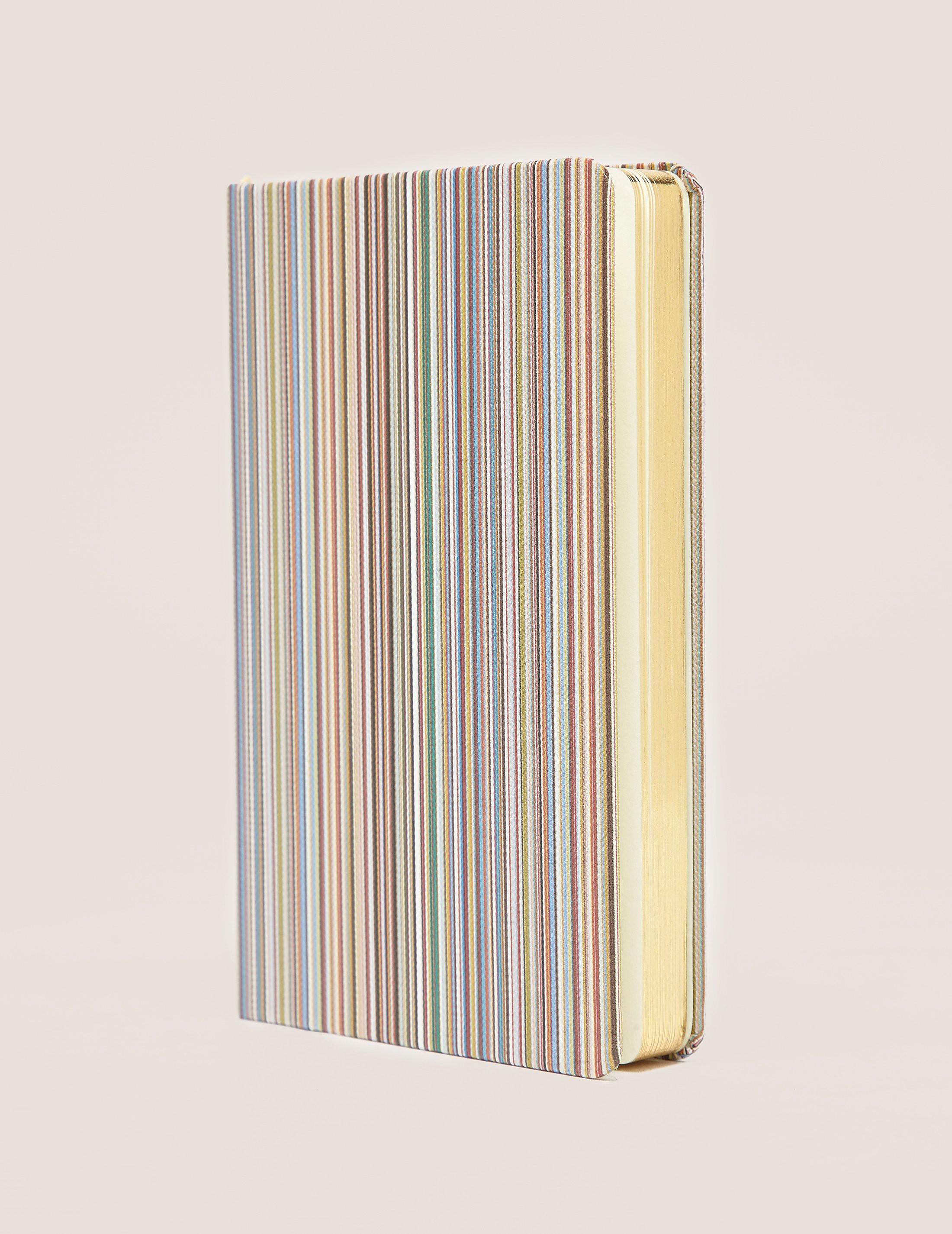 Paul Smith Signature Stripe Small Notebook