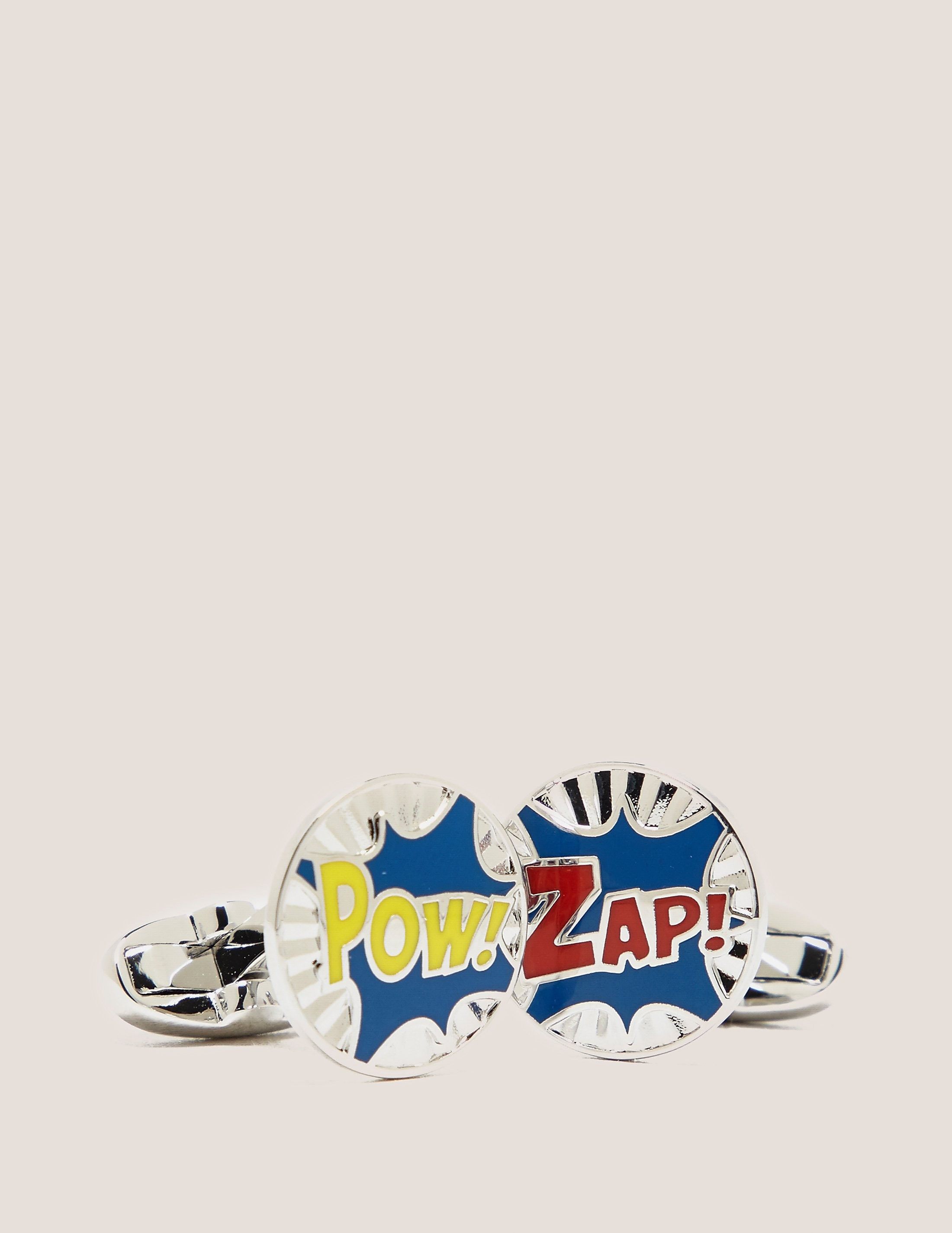 Paul Smith Pow Zap Cufflinks