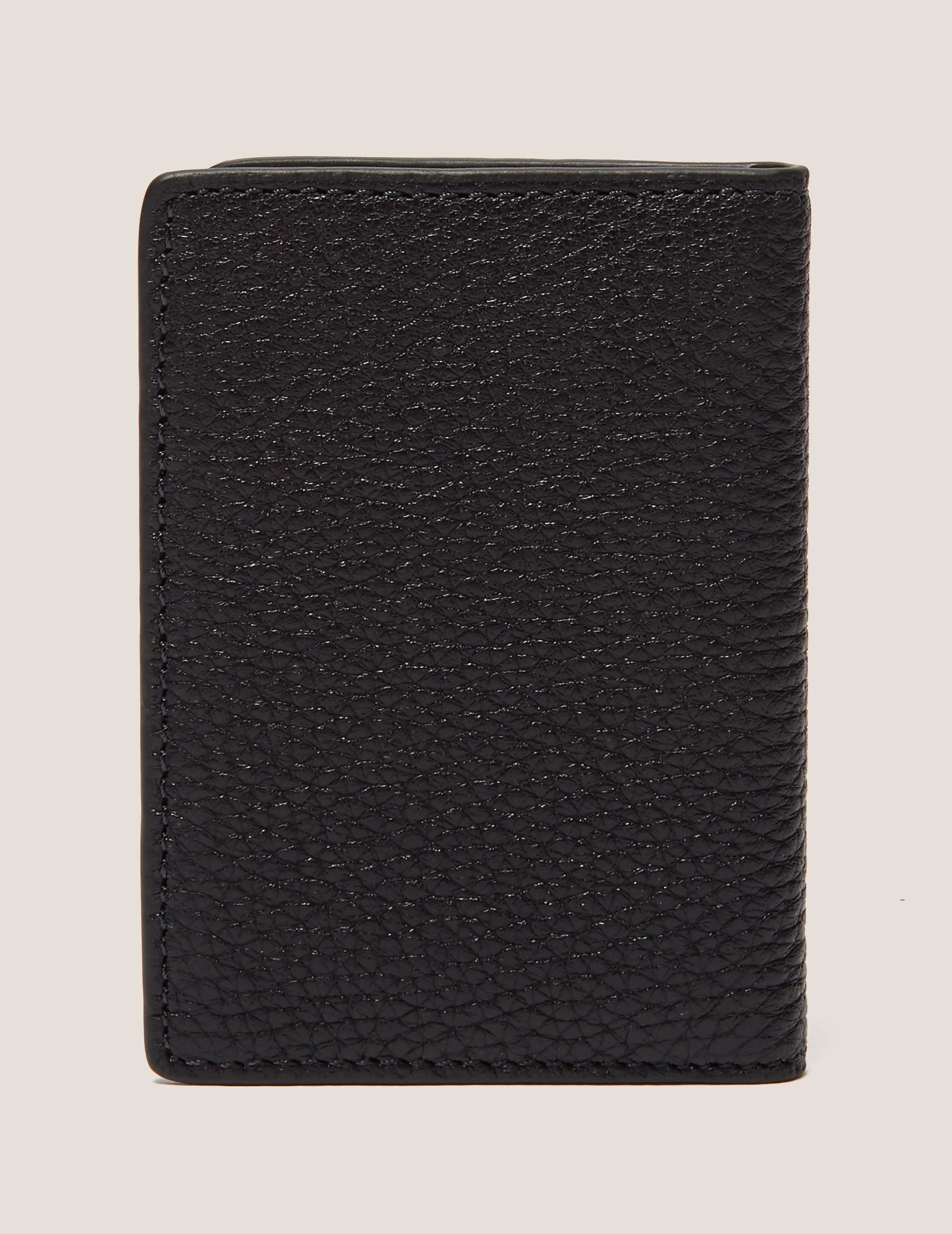 Paul Smith Sporty Leather Credit Card Wallet