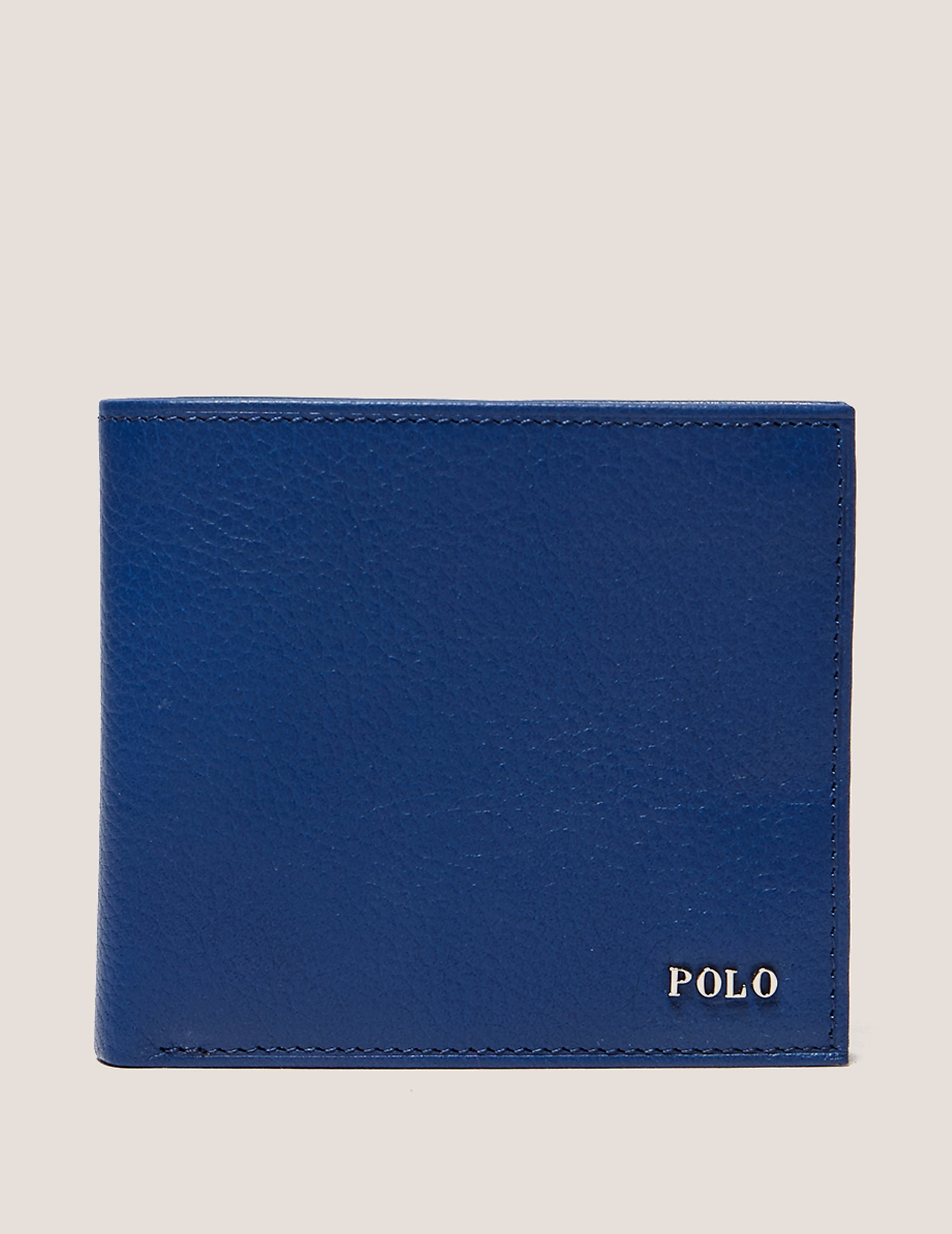 Polo Ralph Lauren Leather Billfold Wallet