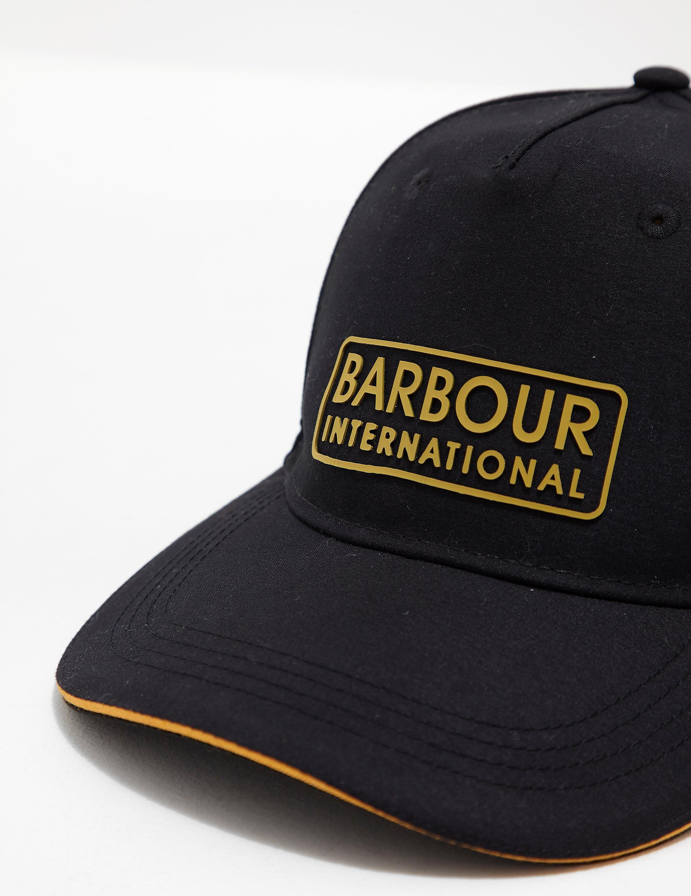 Barbour International Hudson Sports Cap