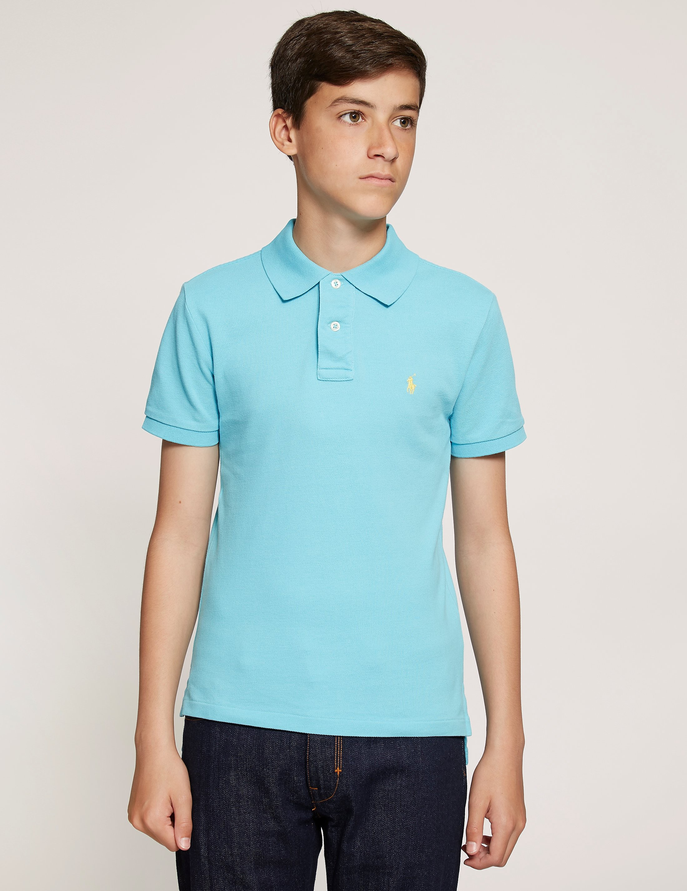 Polo Ralph Lauren Short Sleeve Polo Shirt