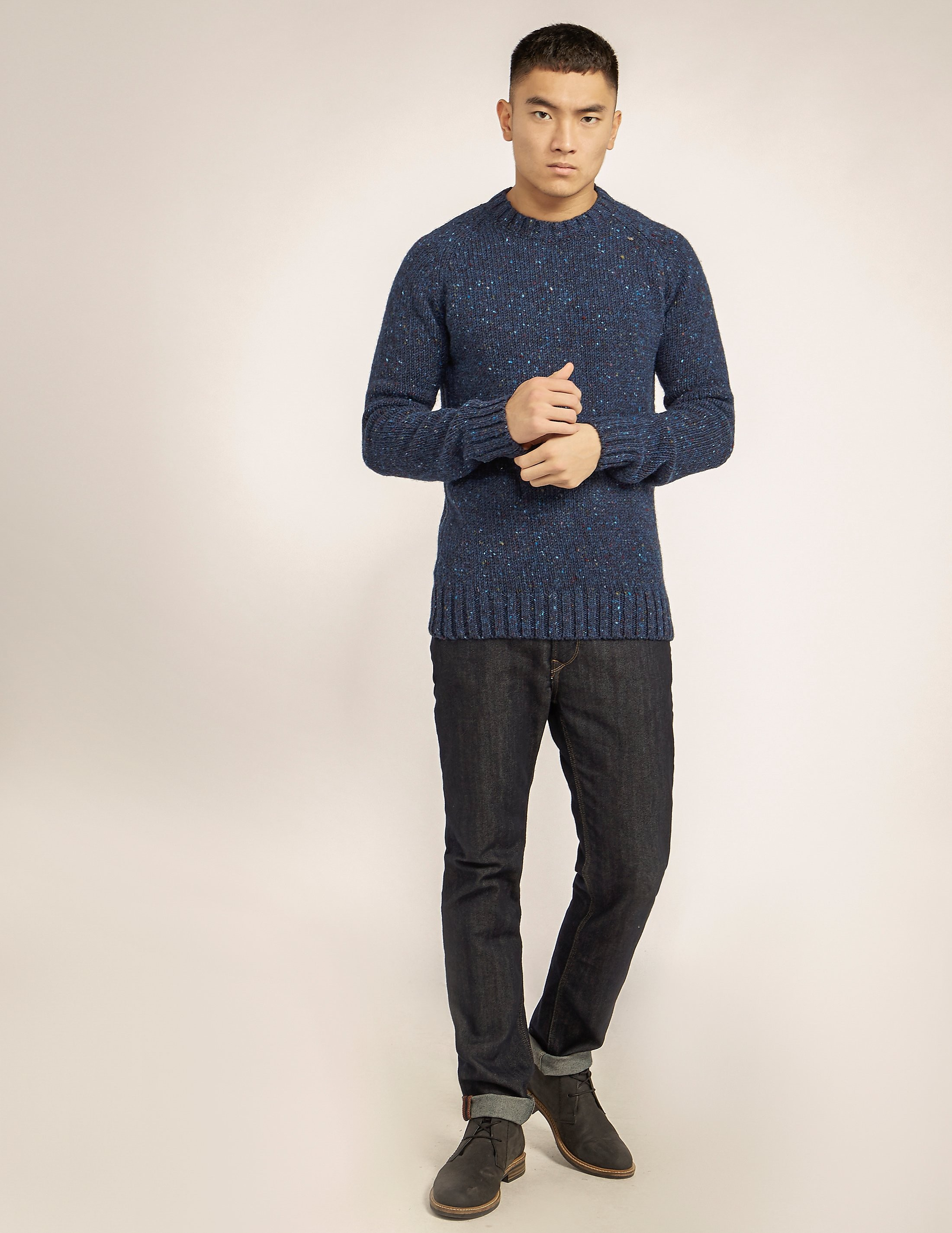 Barbour Netherby Crew Knit