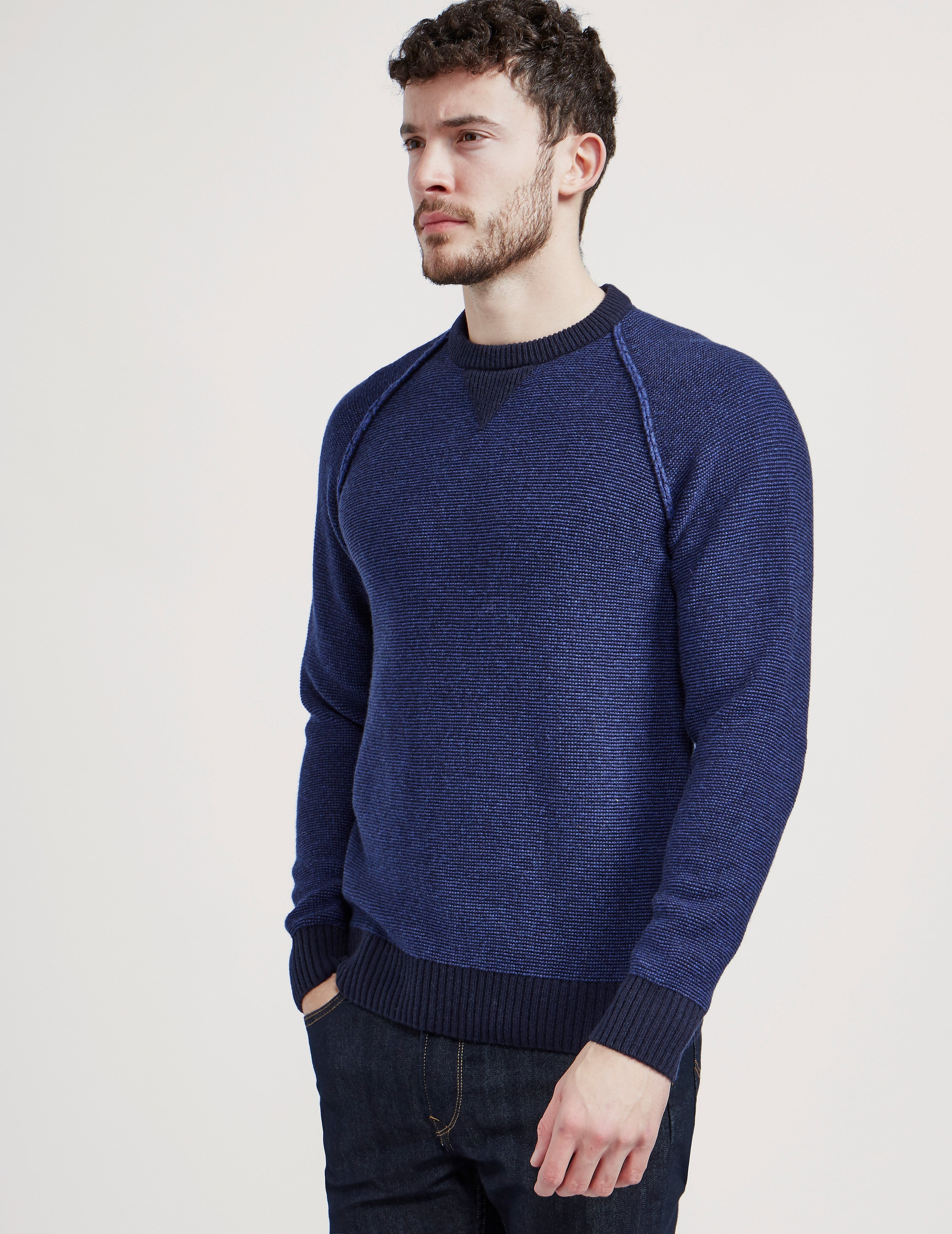 Barbour Comrie Crew Knit