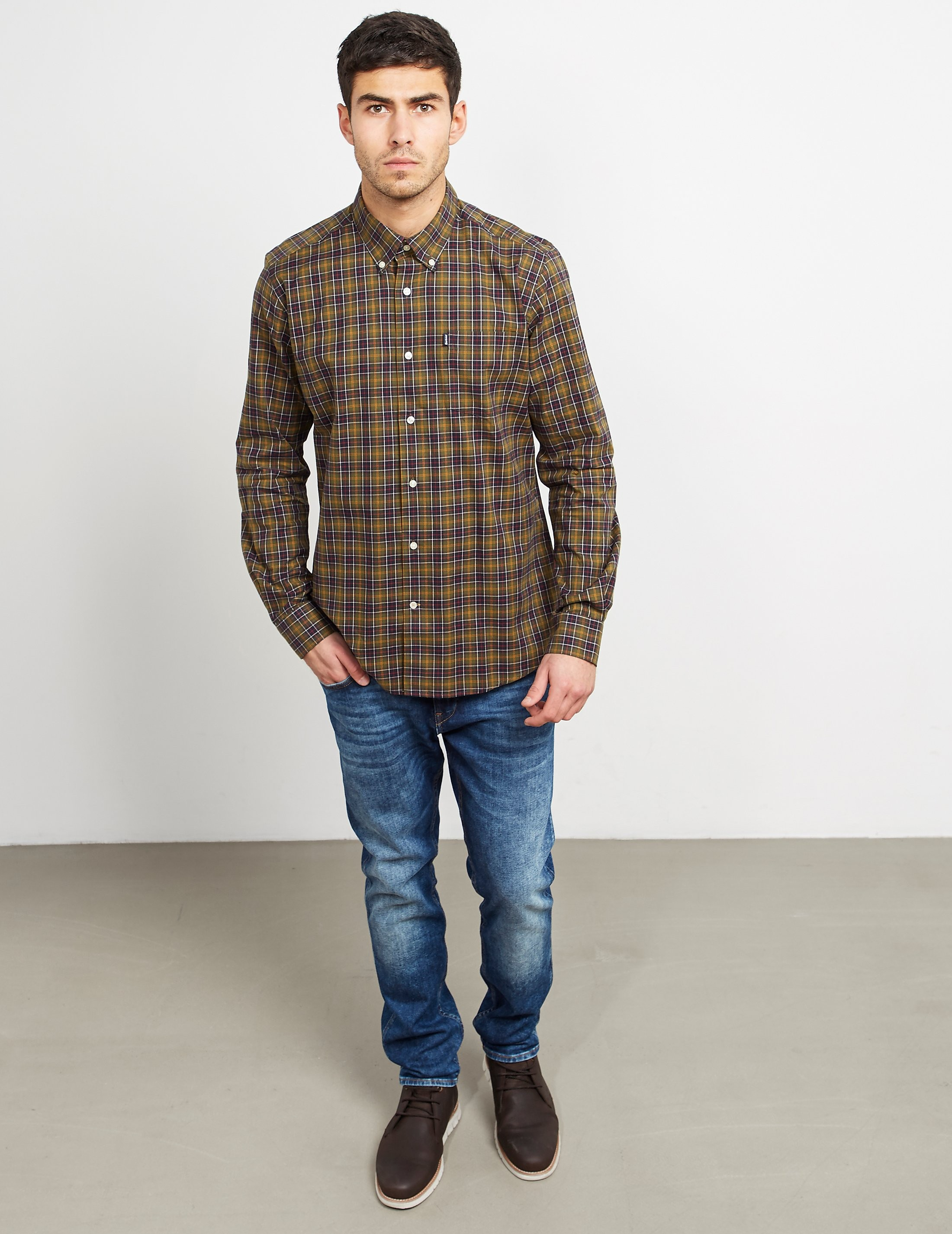 Barbour Malcolm Long Sleeve Shirt