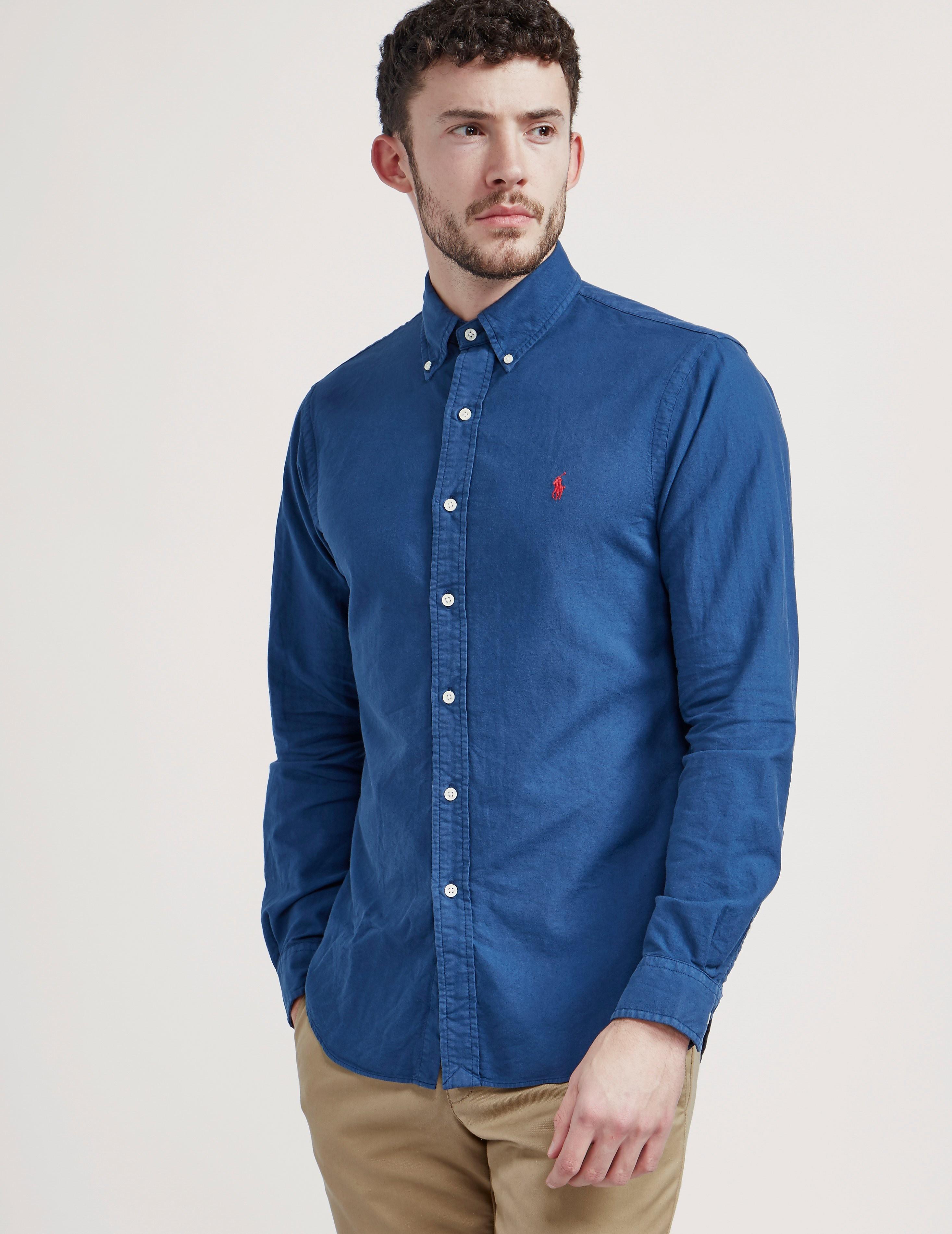 Polo Ralph Lauren SF Plain Oxford Shirt