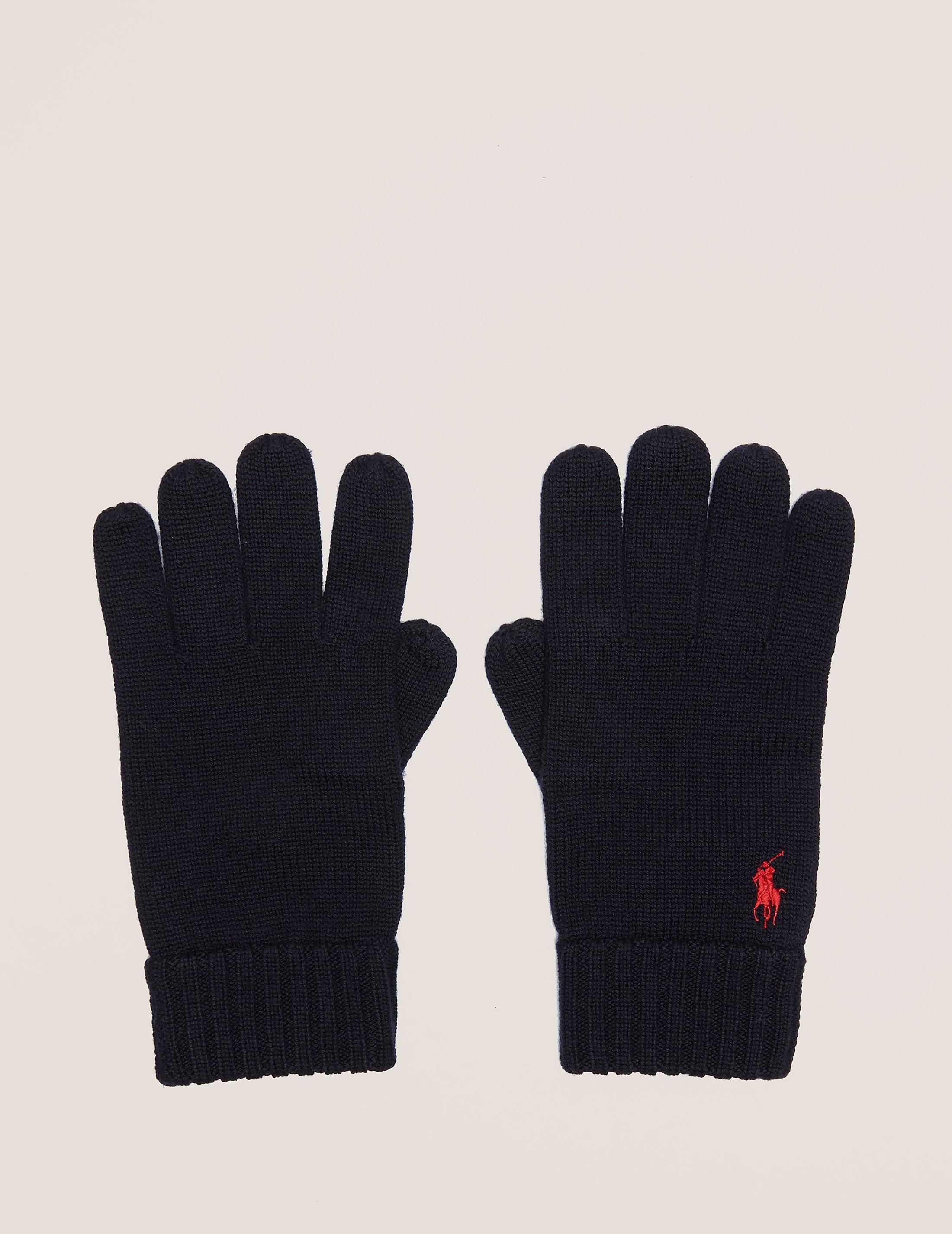 Polo Ralph Lauren Classic Merino Gloves