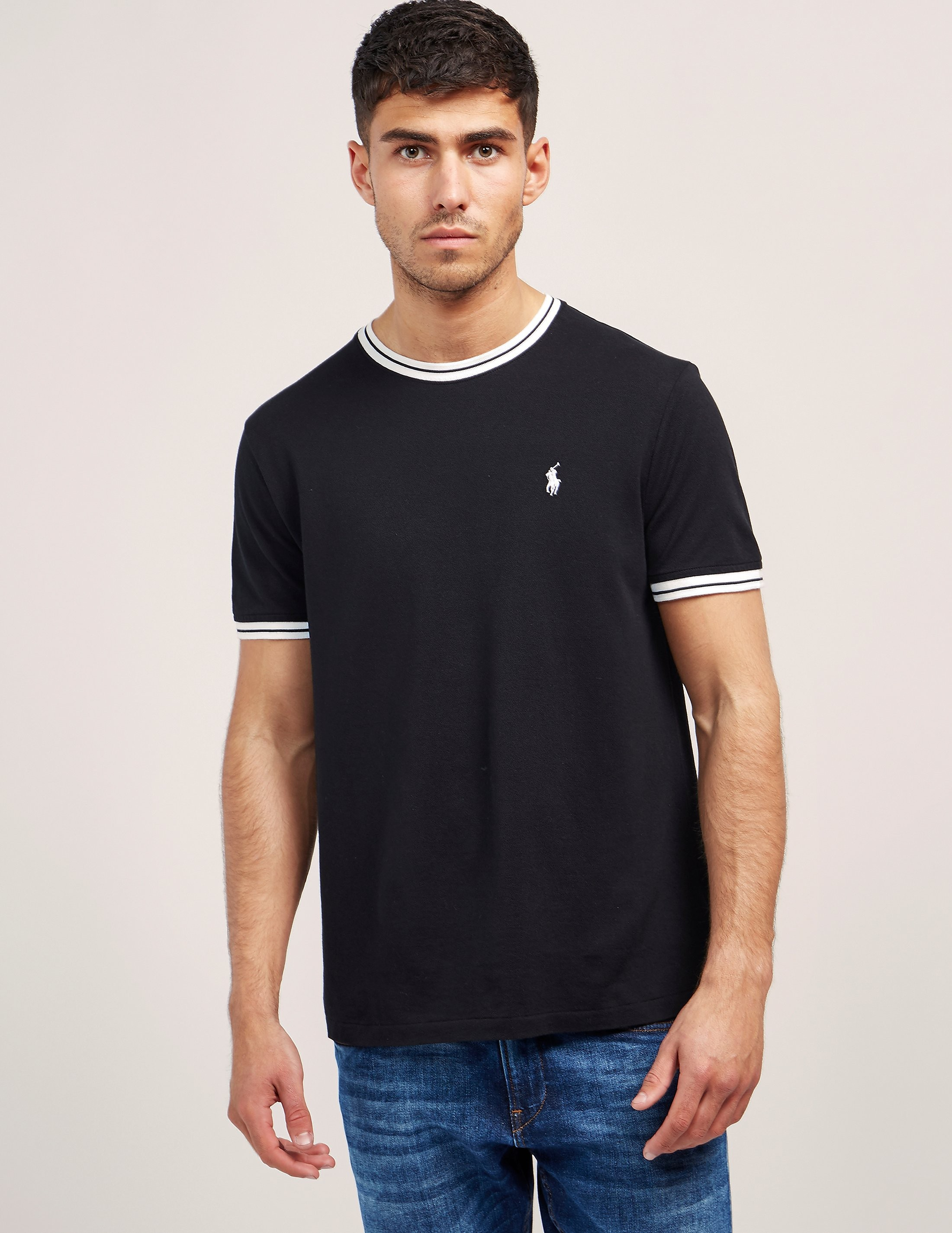 Polo Ralph Lauren Double Tipped Short Sleeve T-Shirt