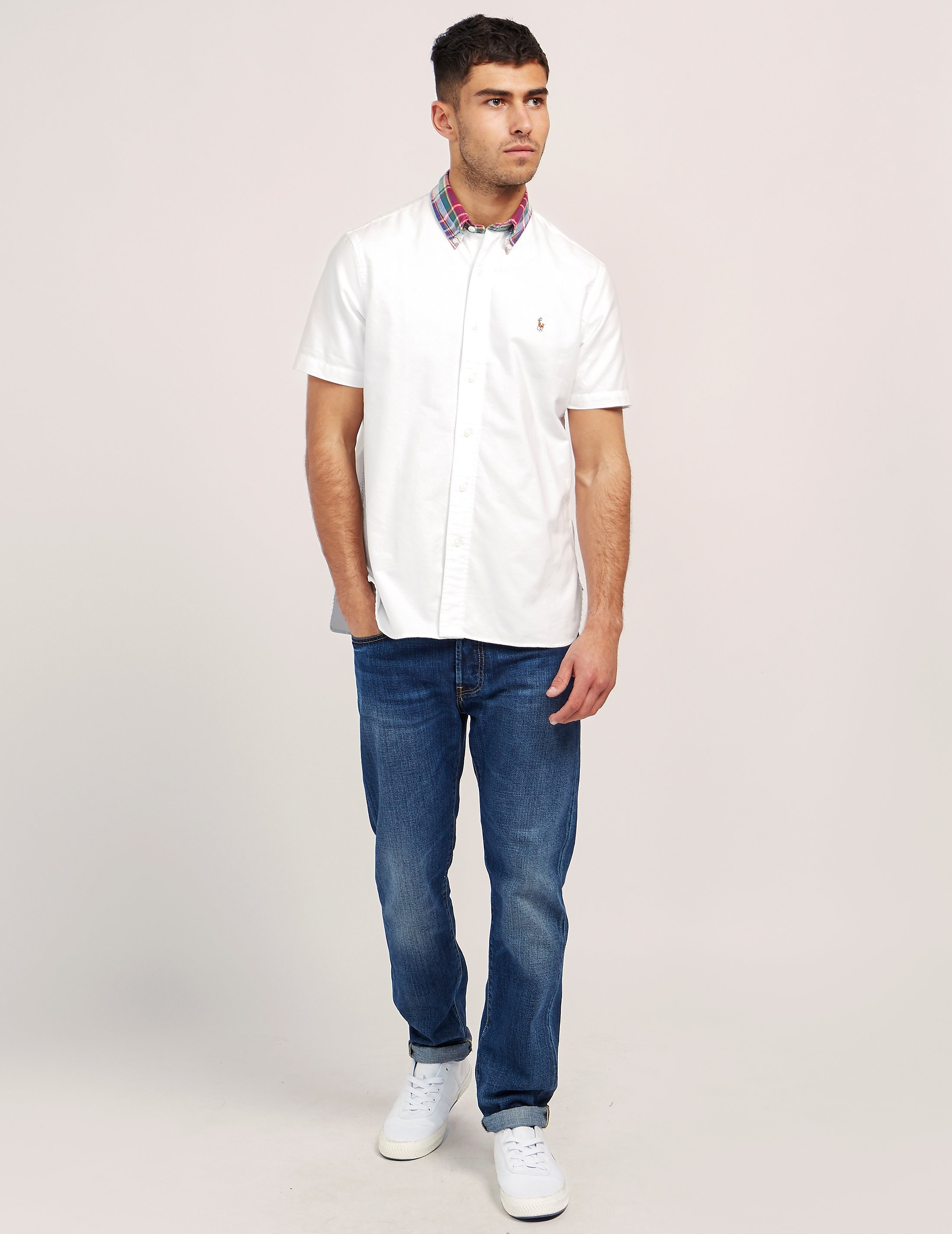 Polo Ralph Lauren Oxford Short Sleeve Shirt