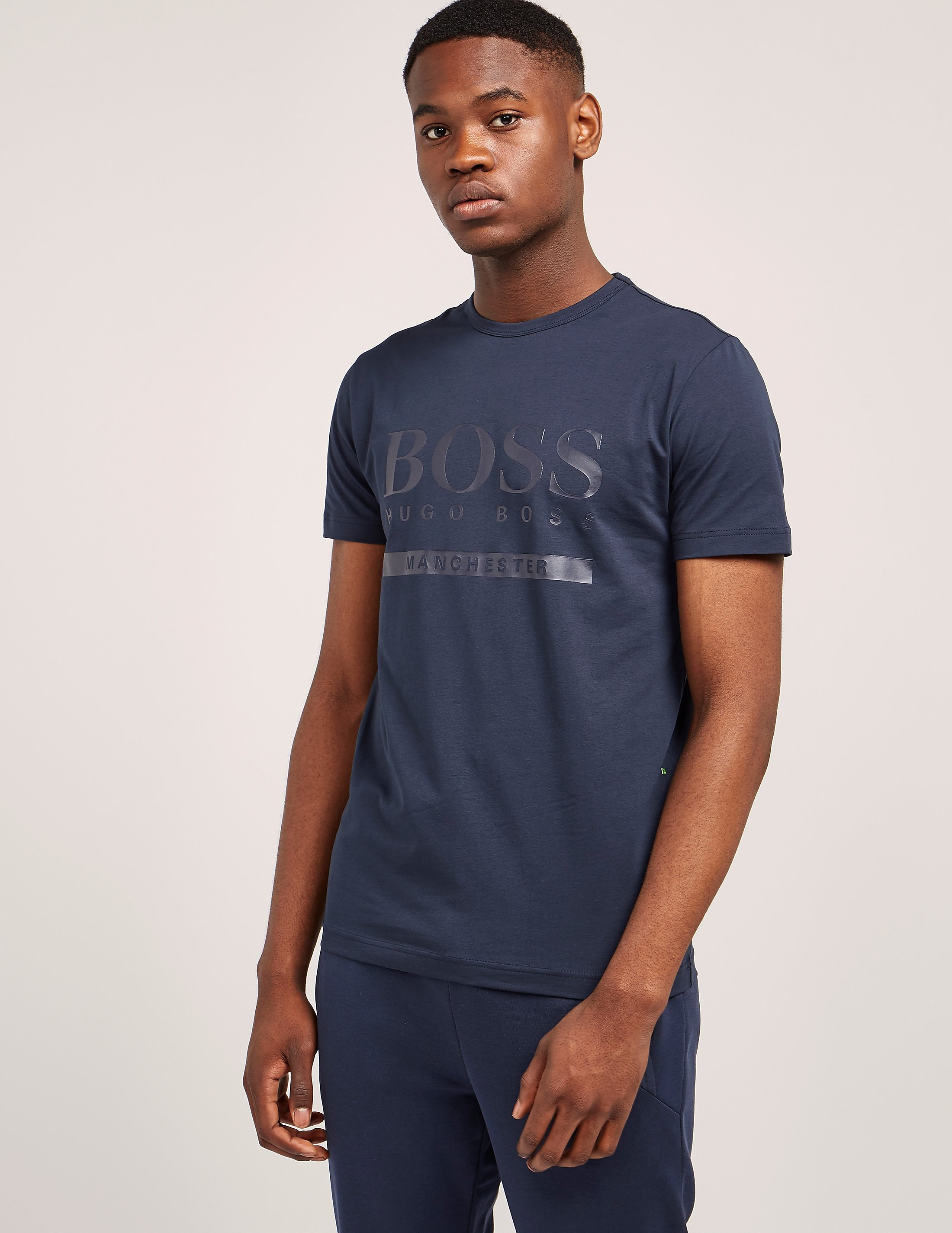 BOSS Green Manchester Short Sleeve T-Shirt