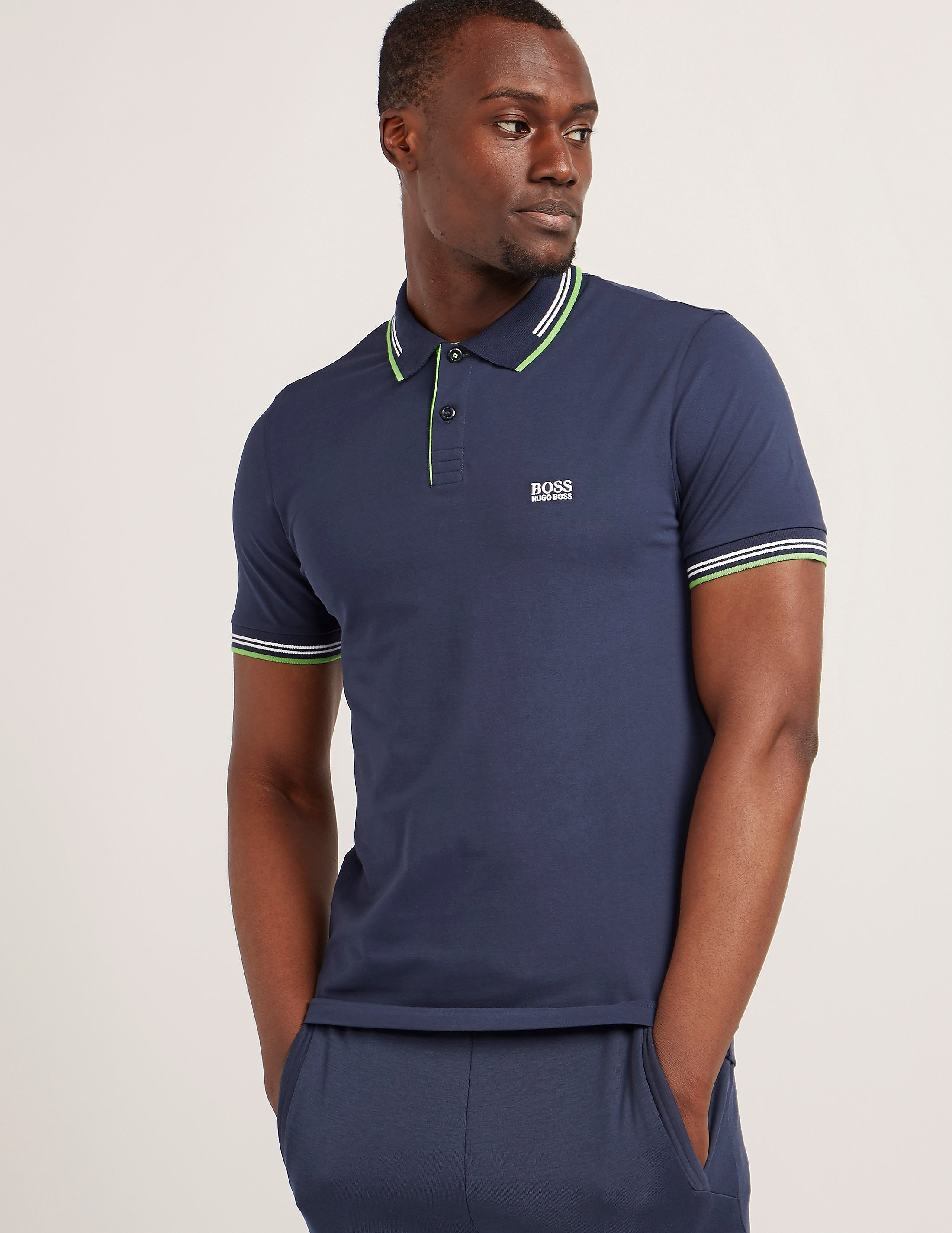 BOSS Green Paul Short Sleeve Polo Shirt
