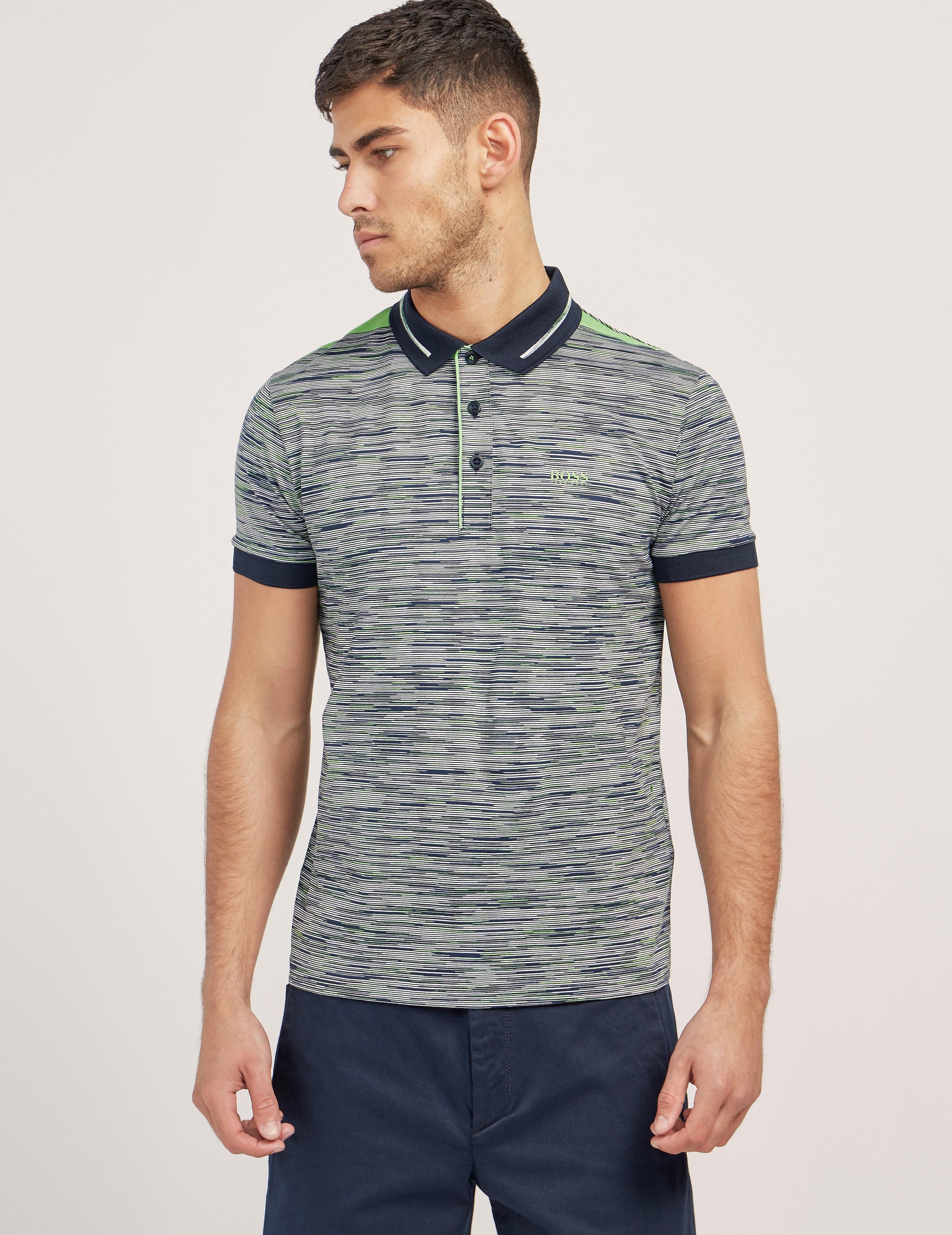 BOSS Green Paddy 1 Short Sleeve Polo Shirt