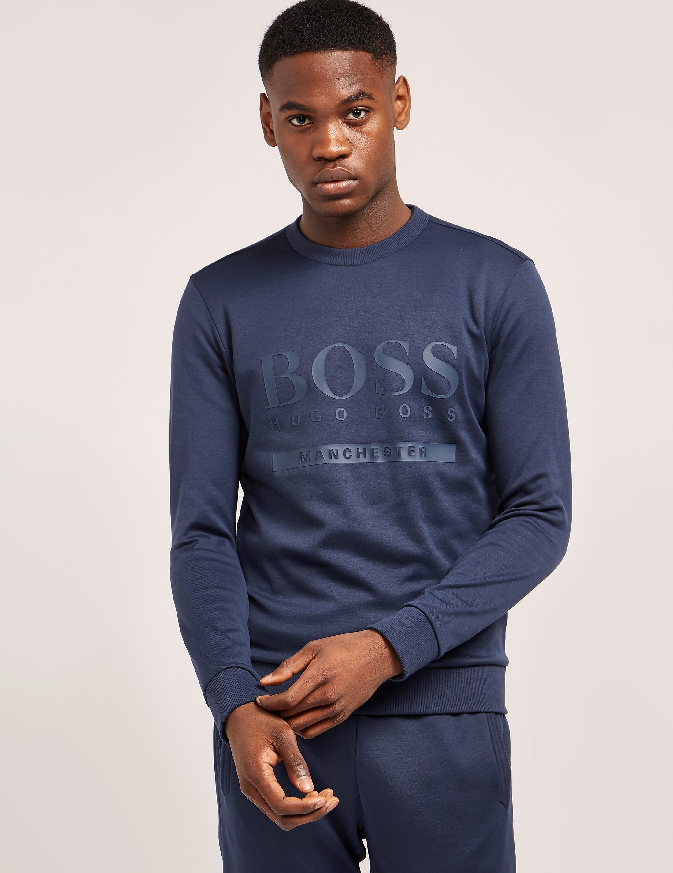 BOSS Green Manchester Sweatshirt