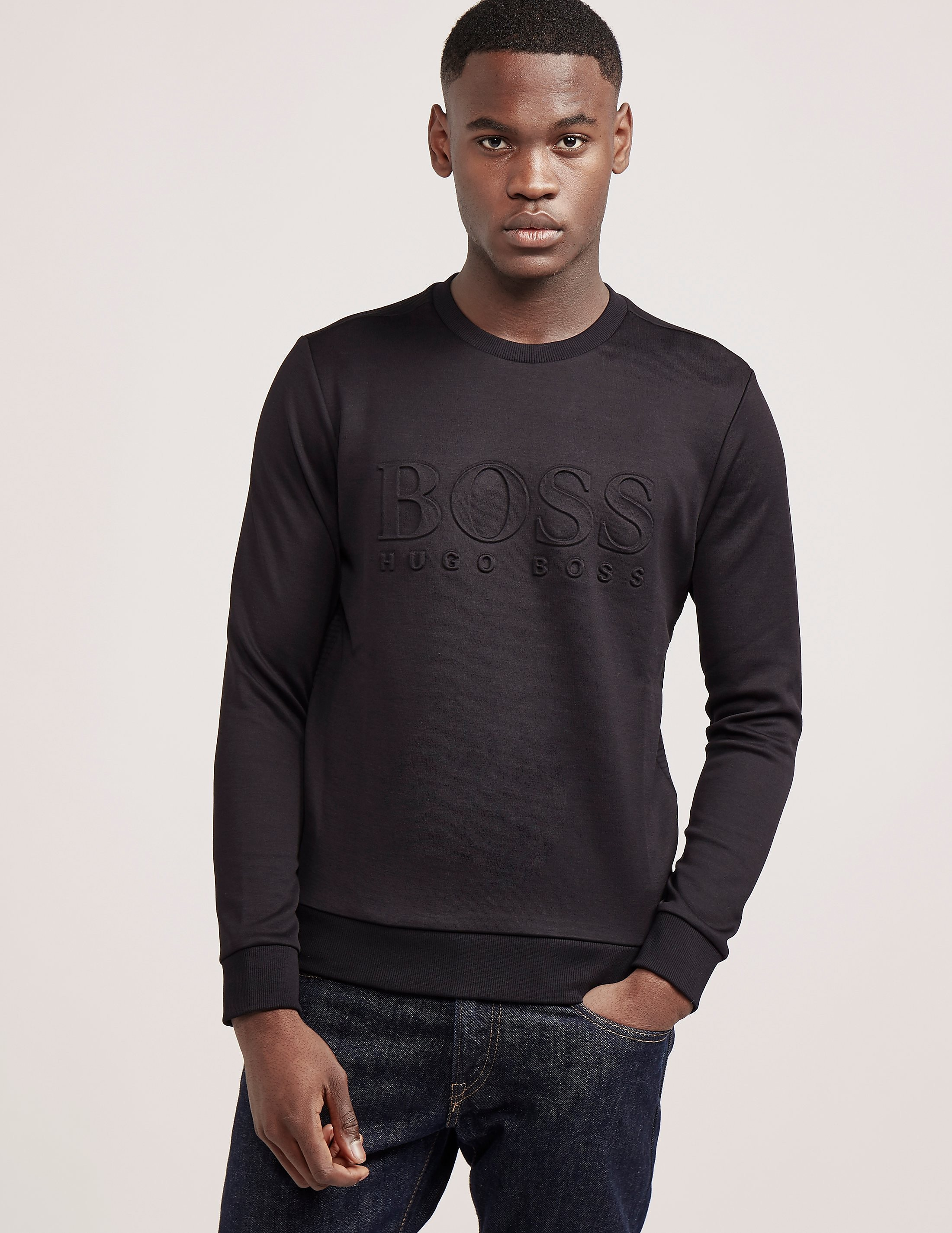 BOSS Green Salbo Sweatshirt
