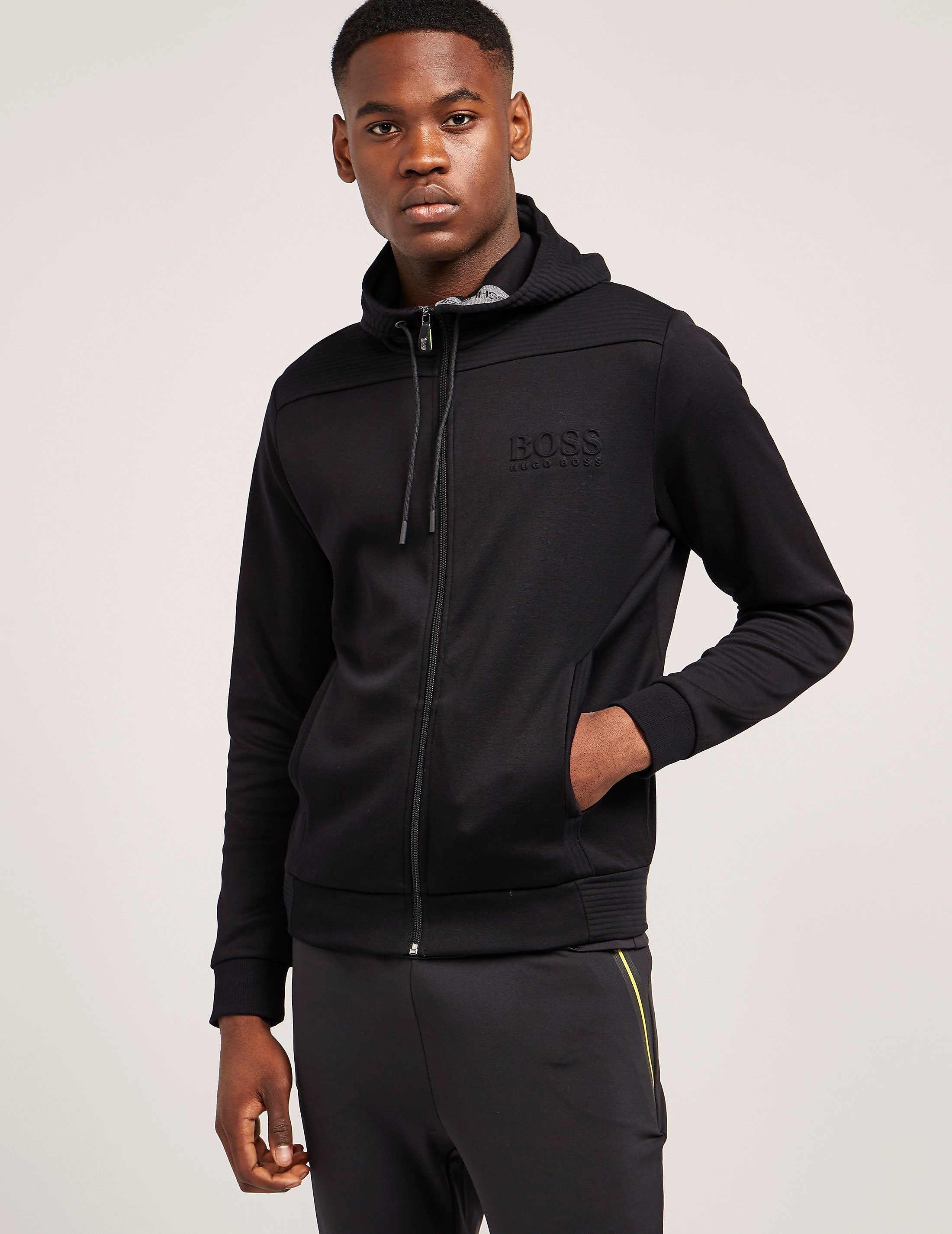 BOSS Green Full Zip Hoodie