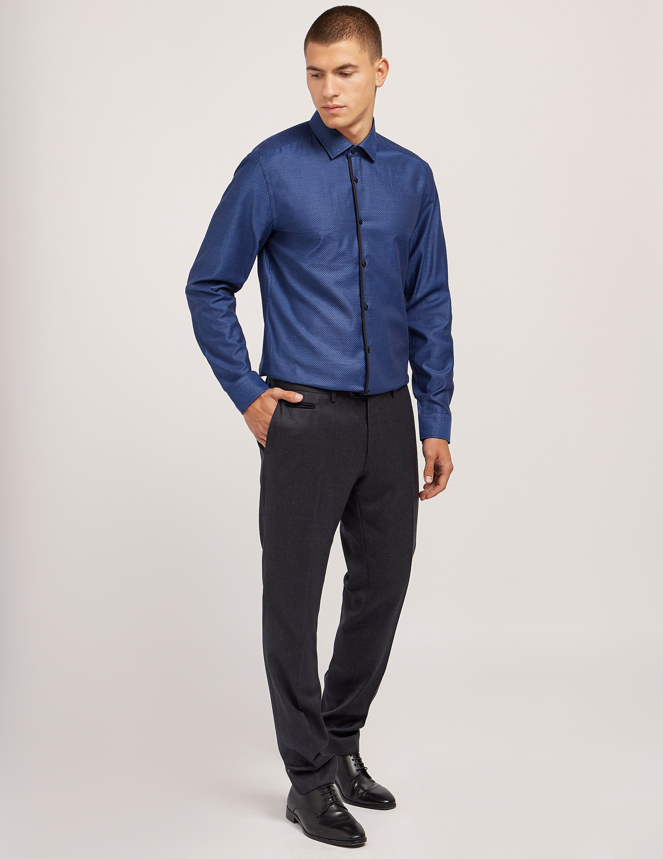 BOSS Formal Long Sleeve Shirt