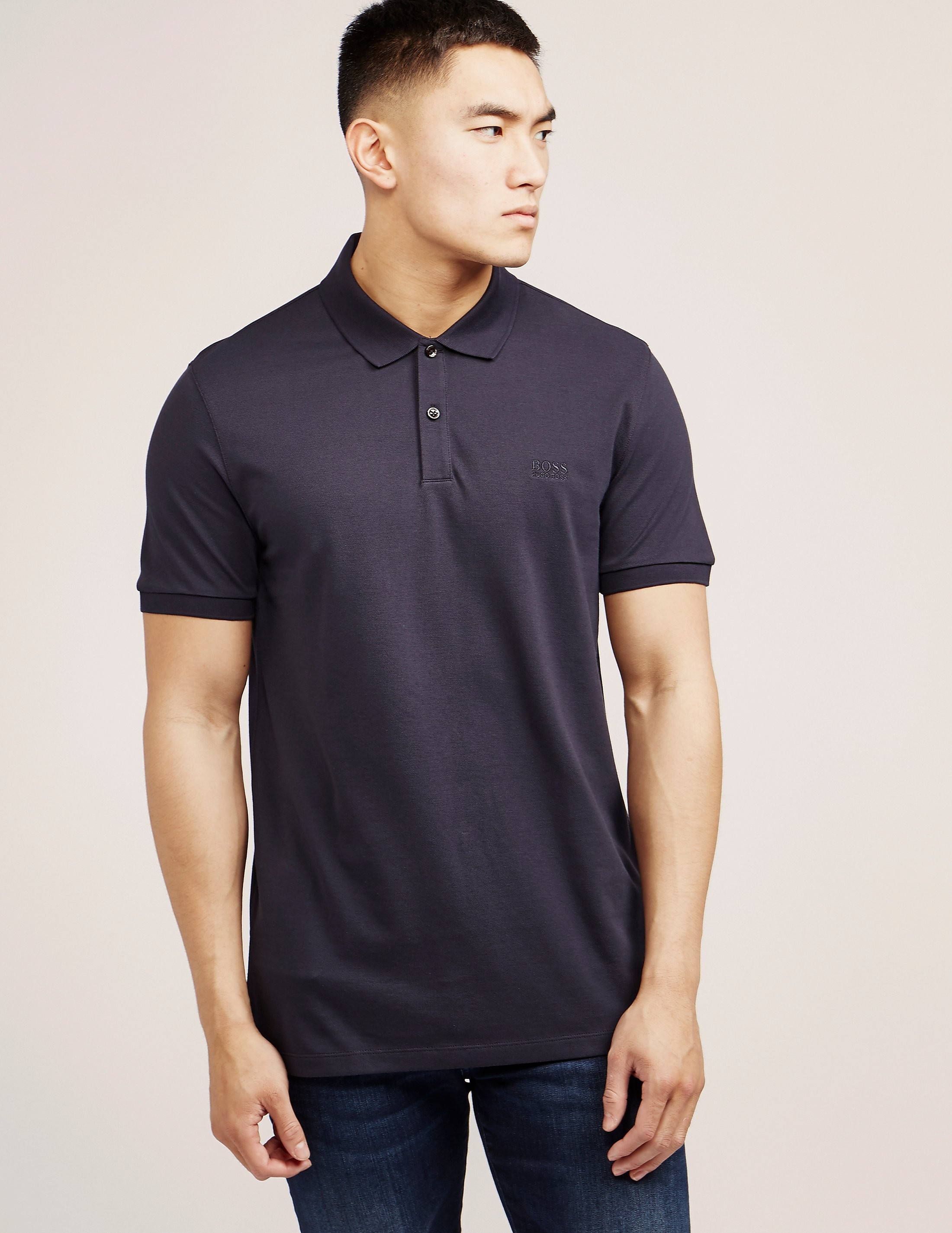BOSS Pallas Short Sleeve Polo Shirt