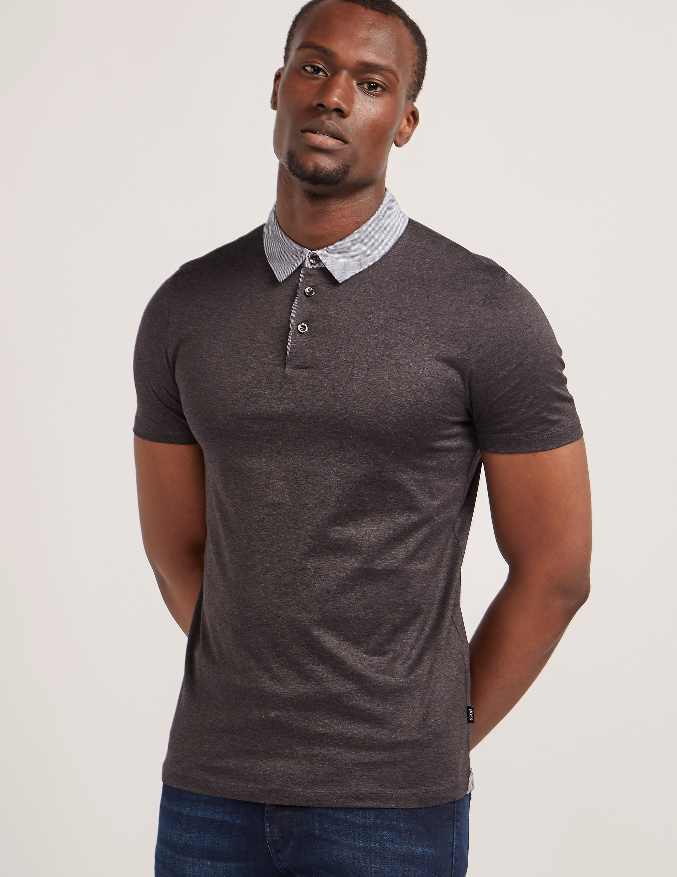 BOSS Short Sleeve Polo Shirt