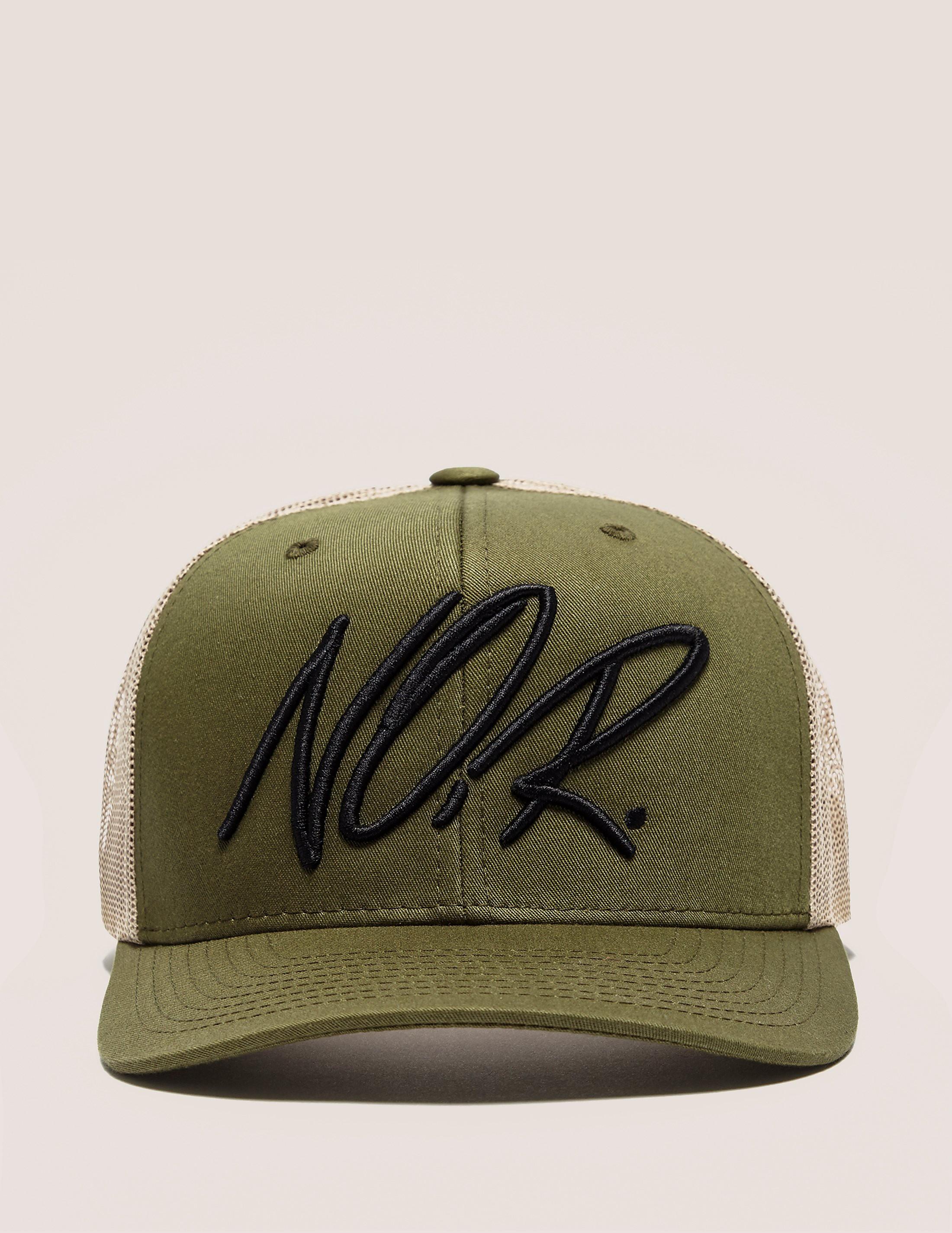 societe NOIR Noir Cap