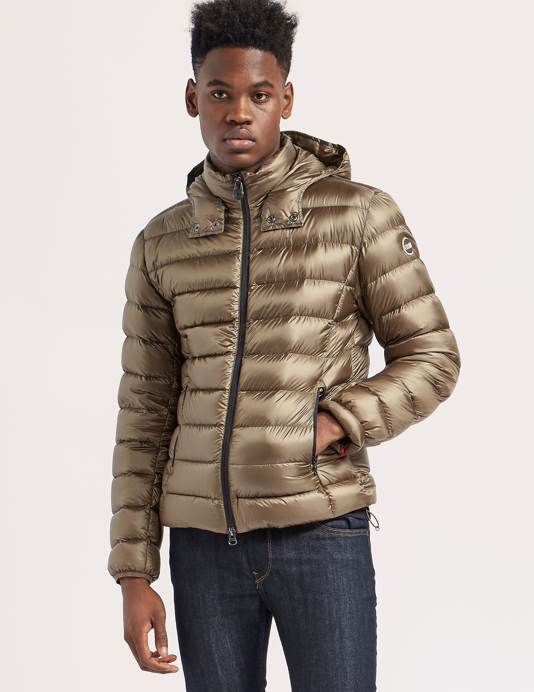 Colmar Hooded Bubble Jacket