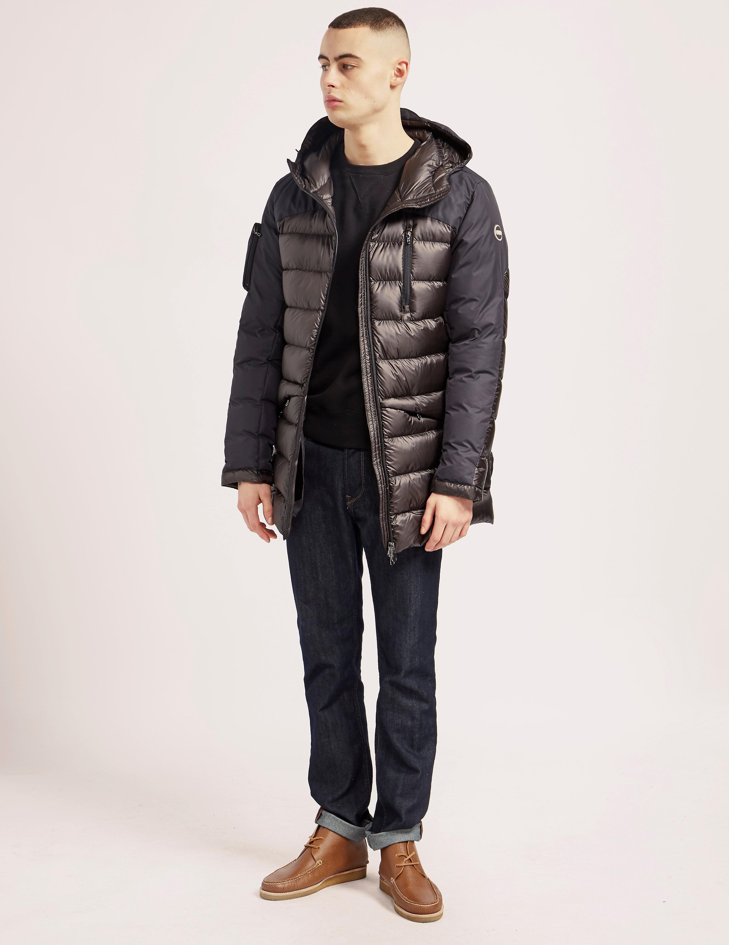 Colmar Hooded Bubble Jacket