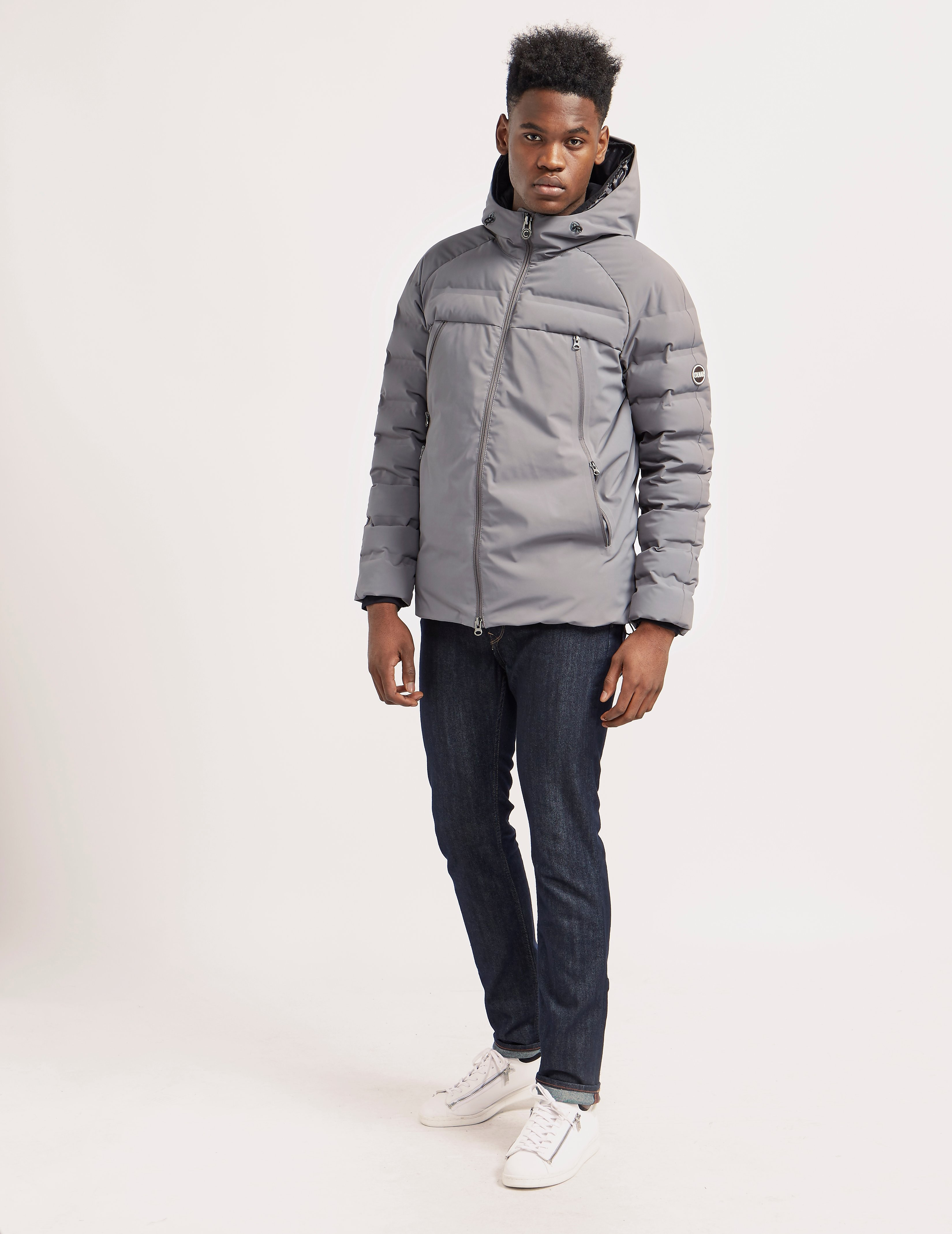 Colmar Zipped Hooded Jacket