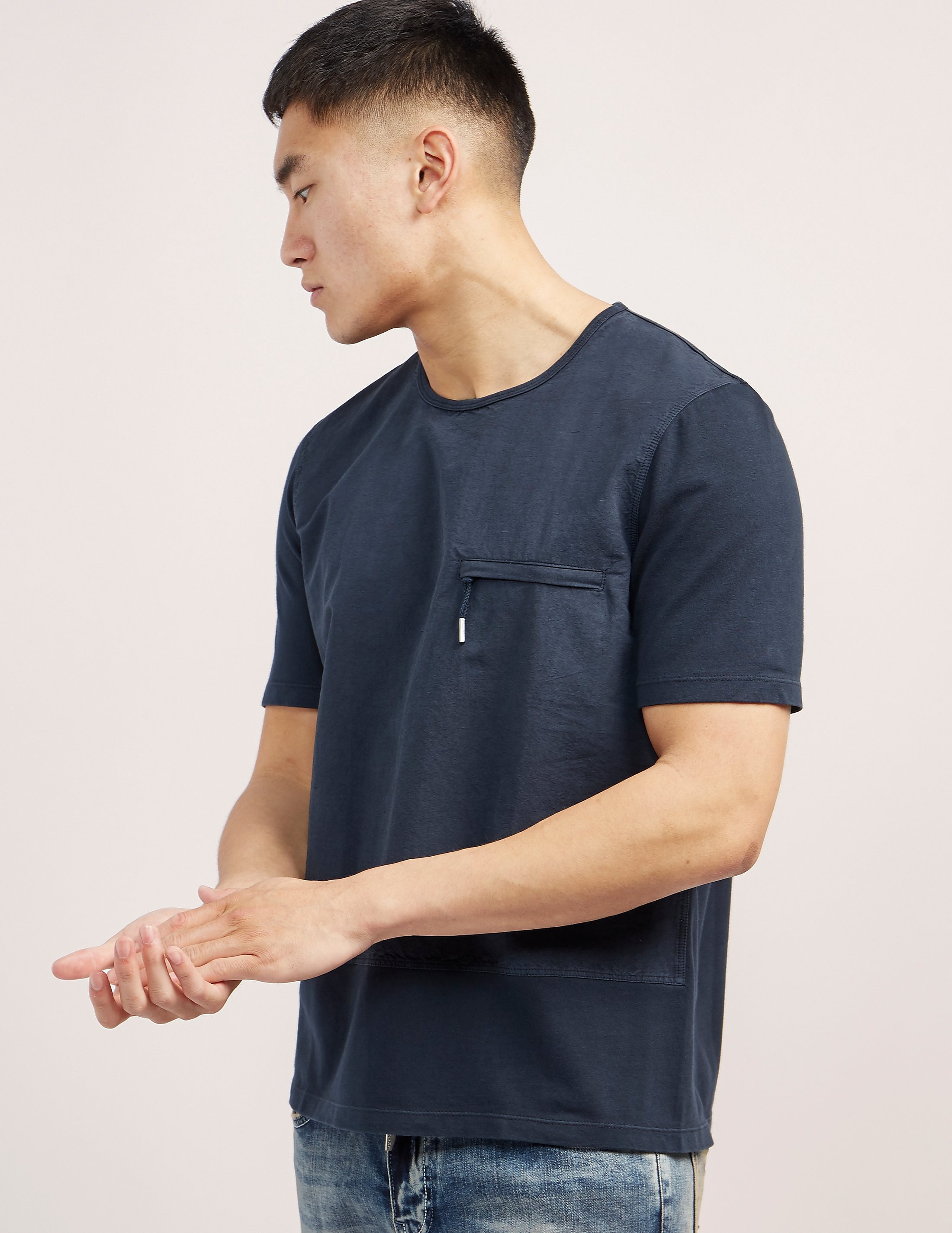 Folk Combi Short Sleeve T-Shirt