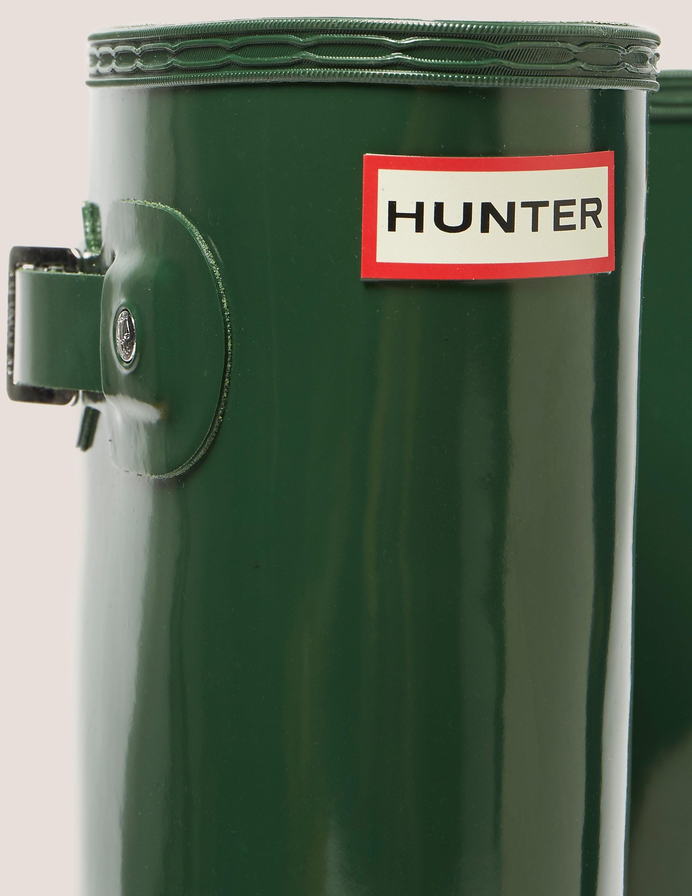 Hunter Tall Gloss Boot