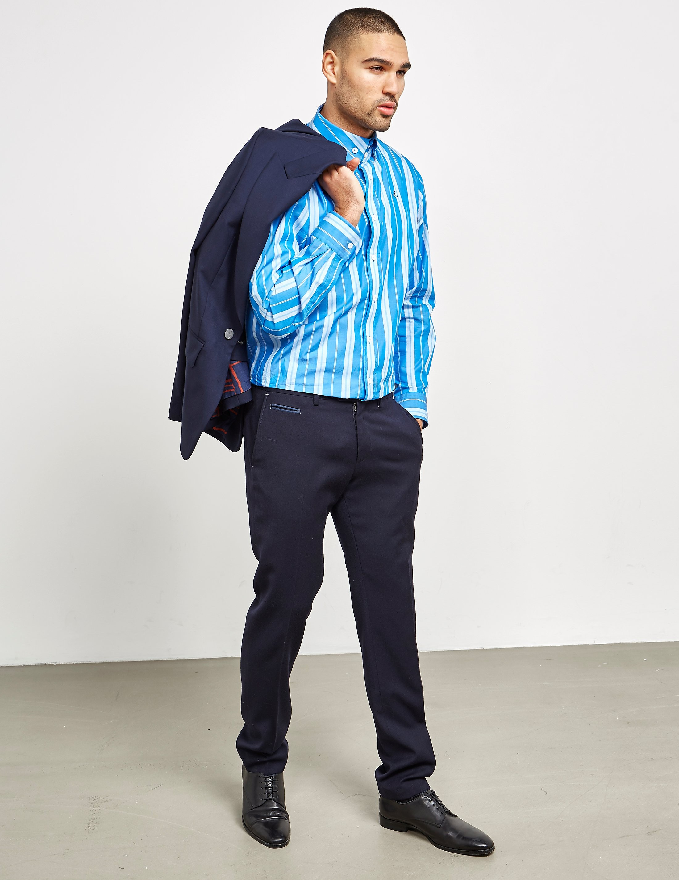Vivienne Westwood Bold Pinstripe Shirt