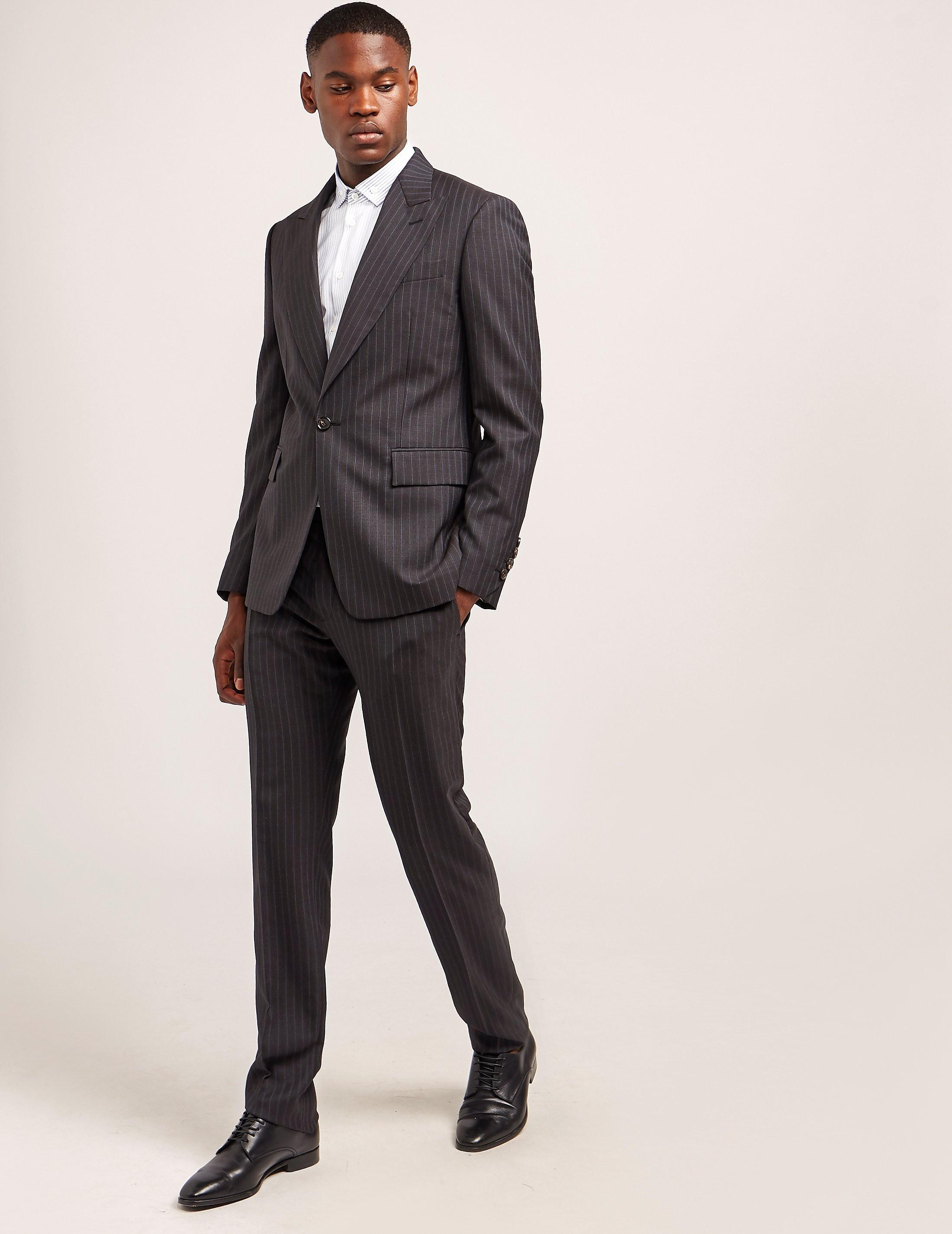 Vivienne Westwood Pinstripe Suit