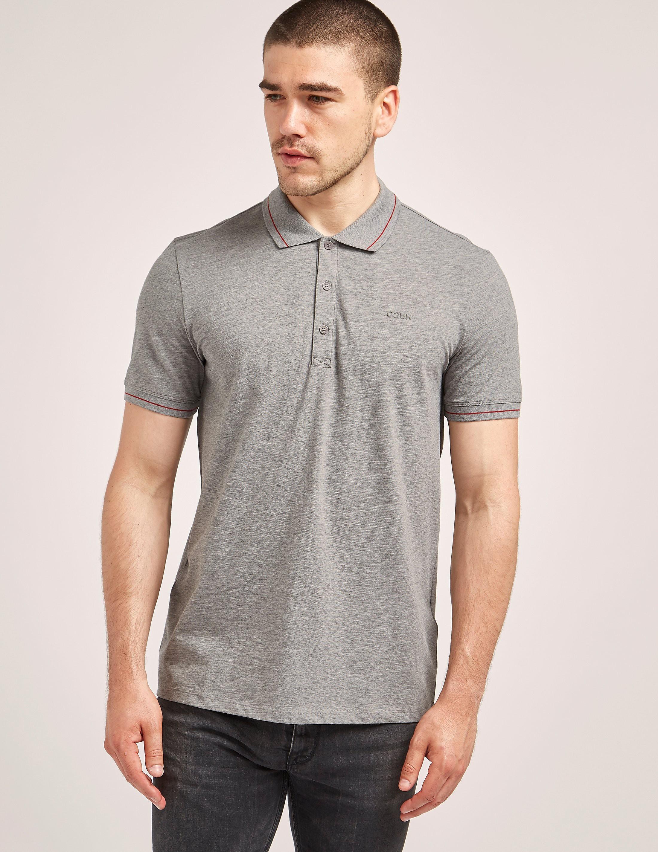 HUGO Daymont Short Sleeve Polo Shirt
