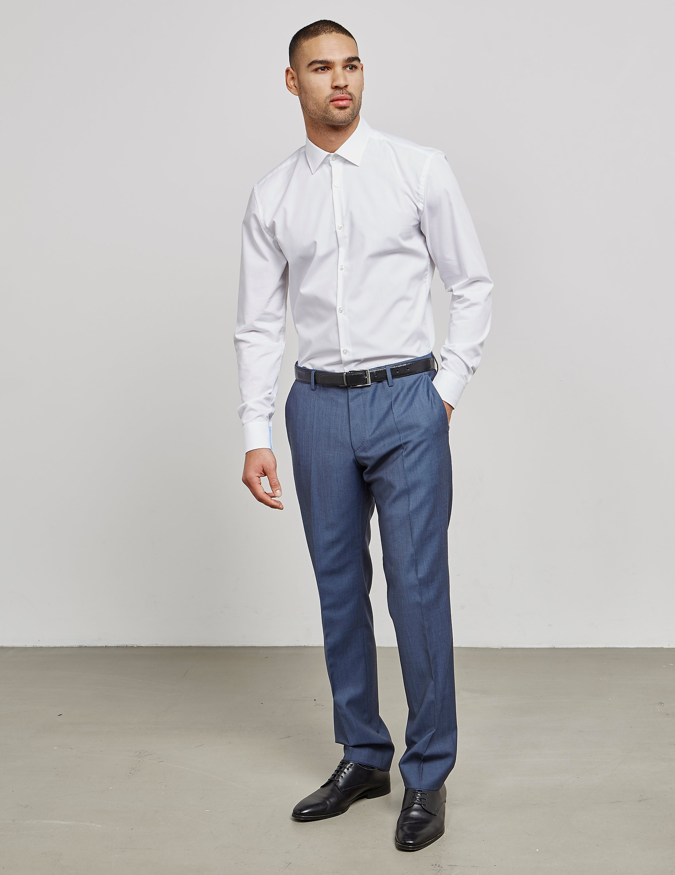 HUGO Joey Long Sleeve Shirt