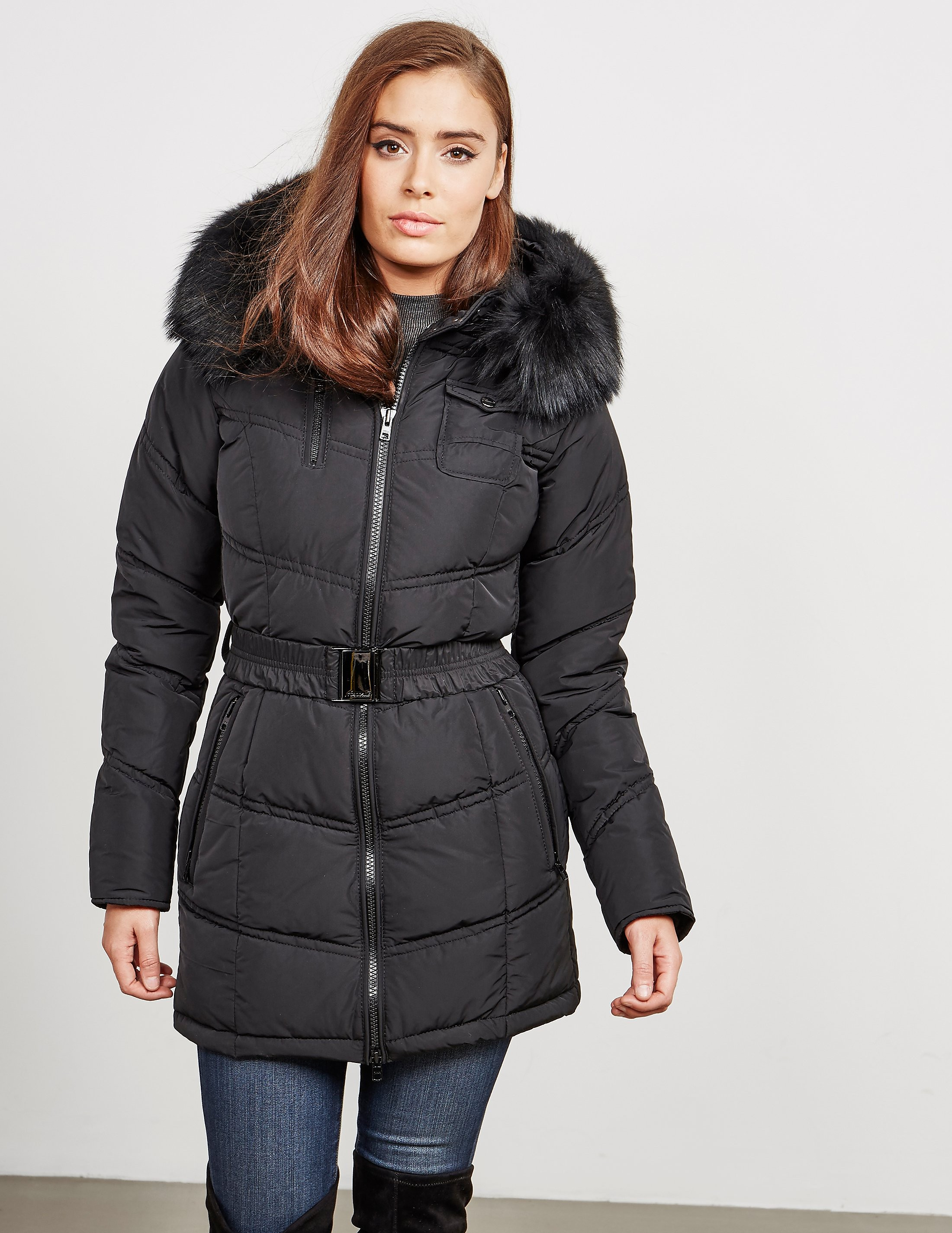 Froccella Belted Padded Jacket