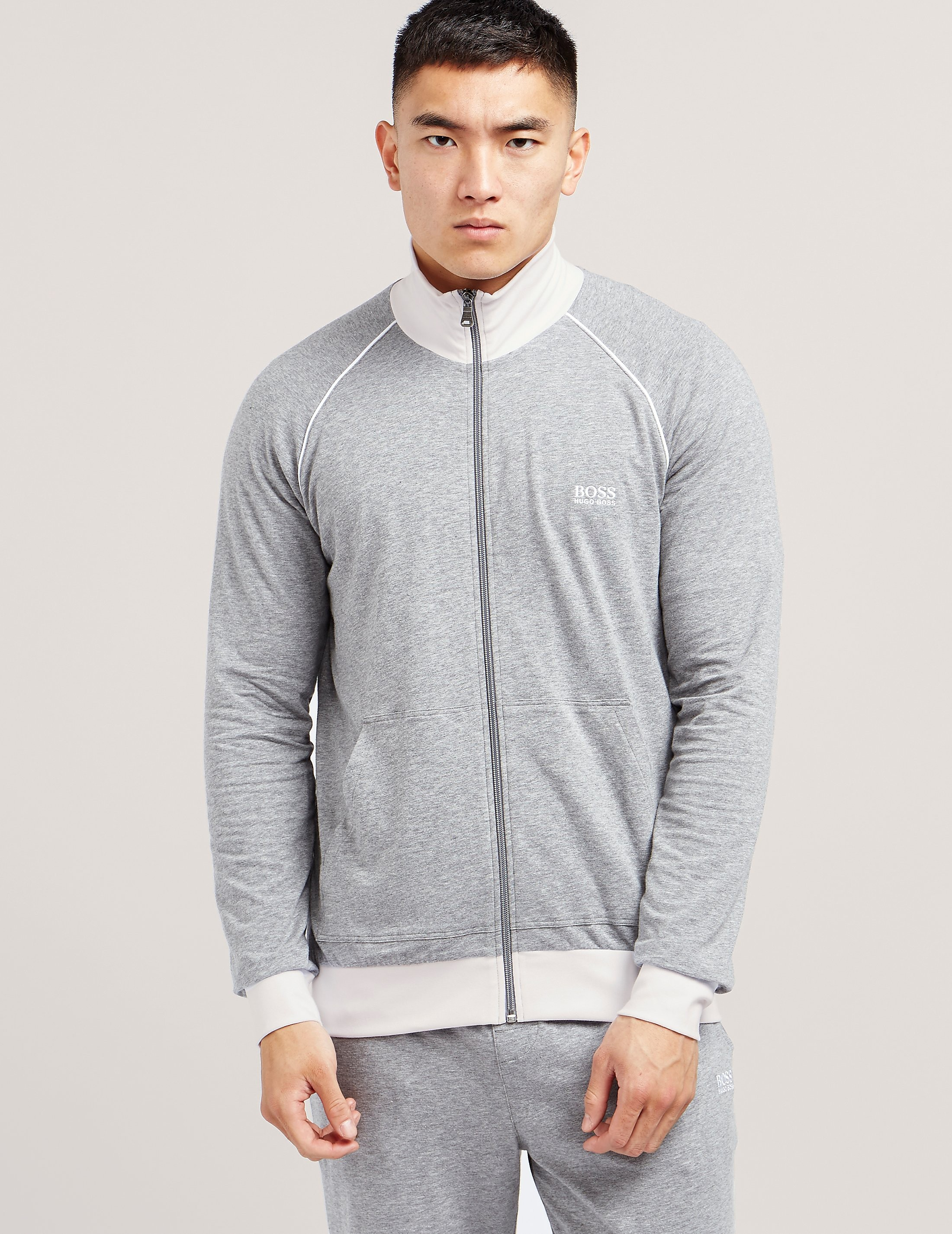 BOSS Full Zip Track Top