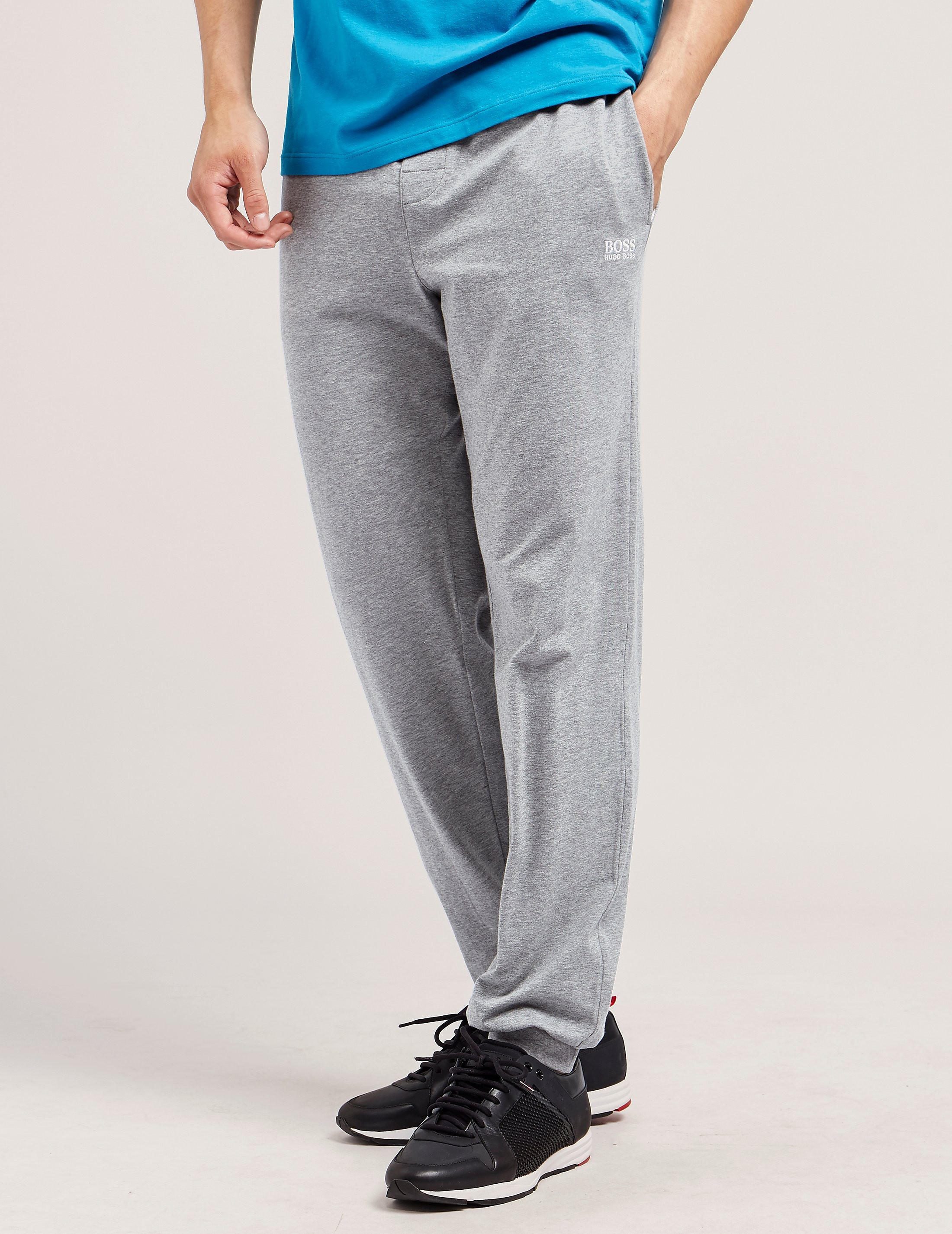 BOSS Logo Cuffed Track Pants
