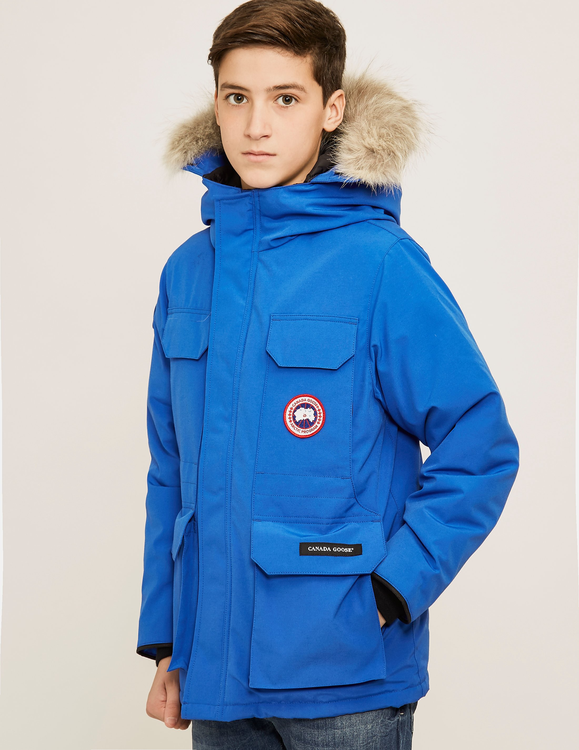 Canada Goose Youth Expedition Parka