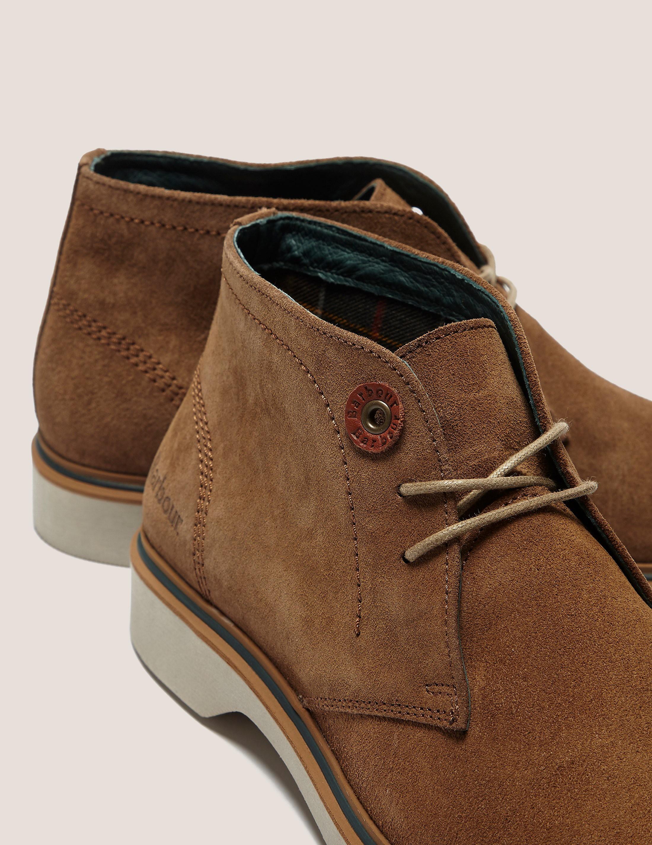 Barbour Hudson Boots