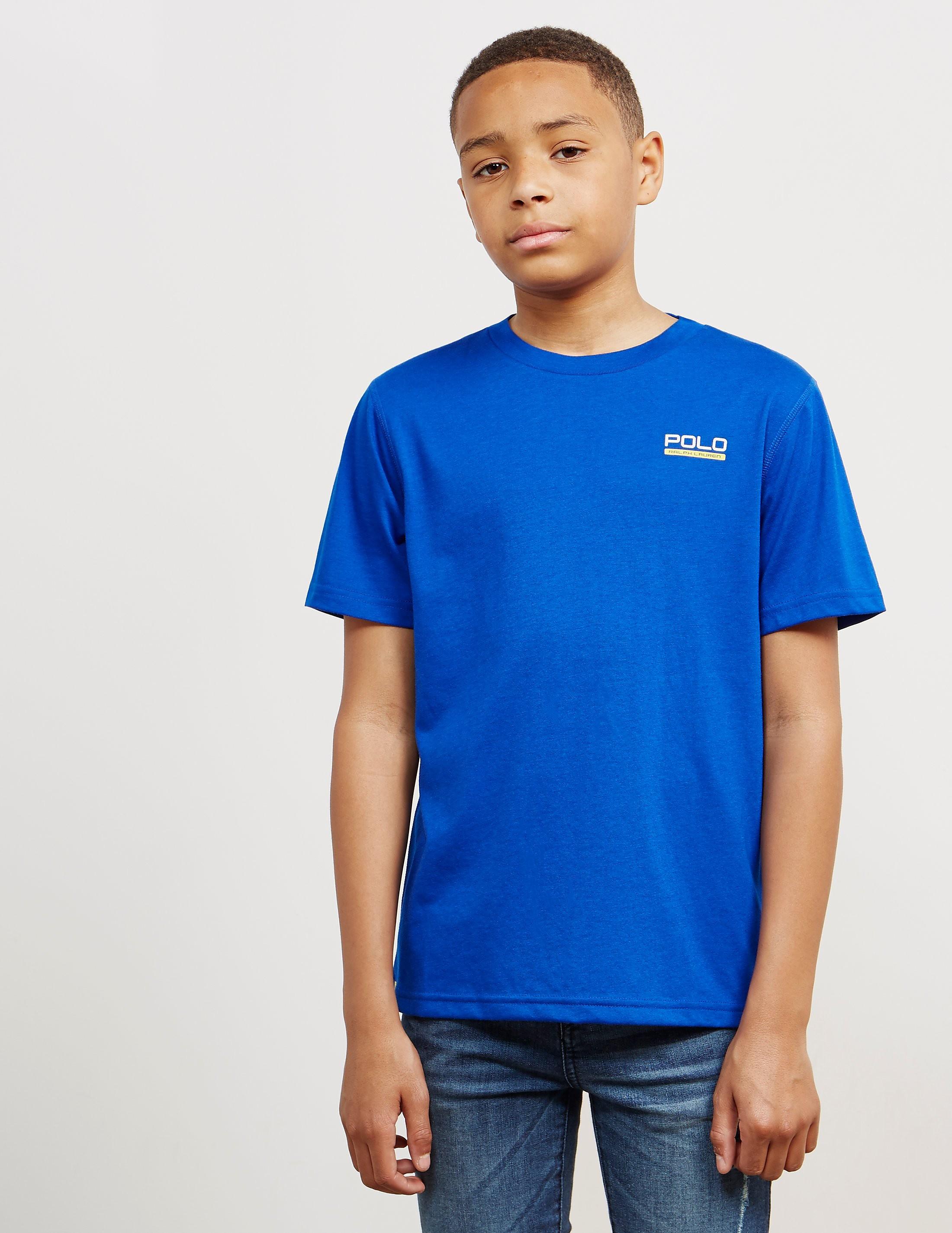 Polo Ralph Lauren Chest Logo Short Sleeve T-Shirt