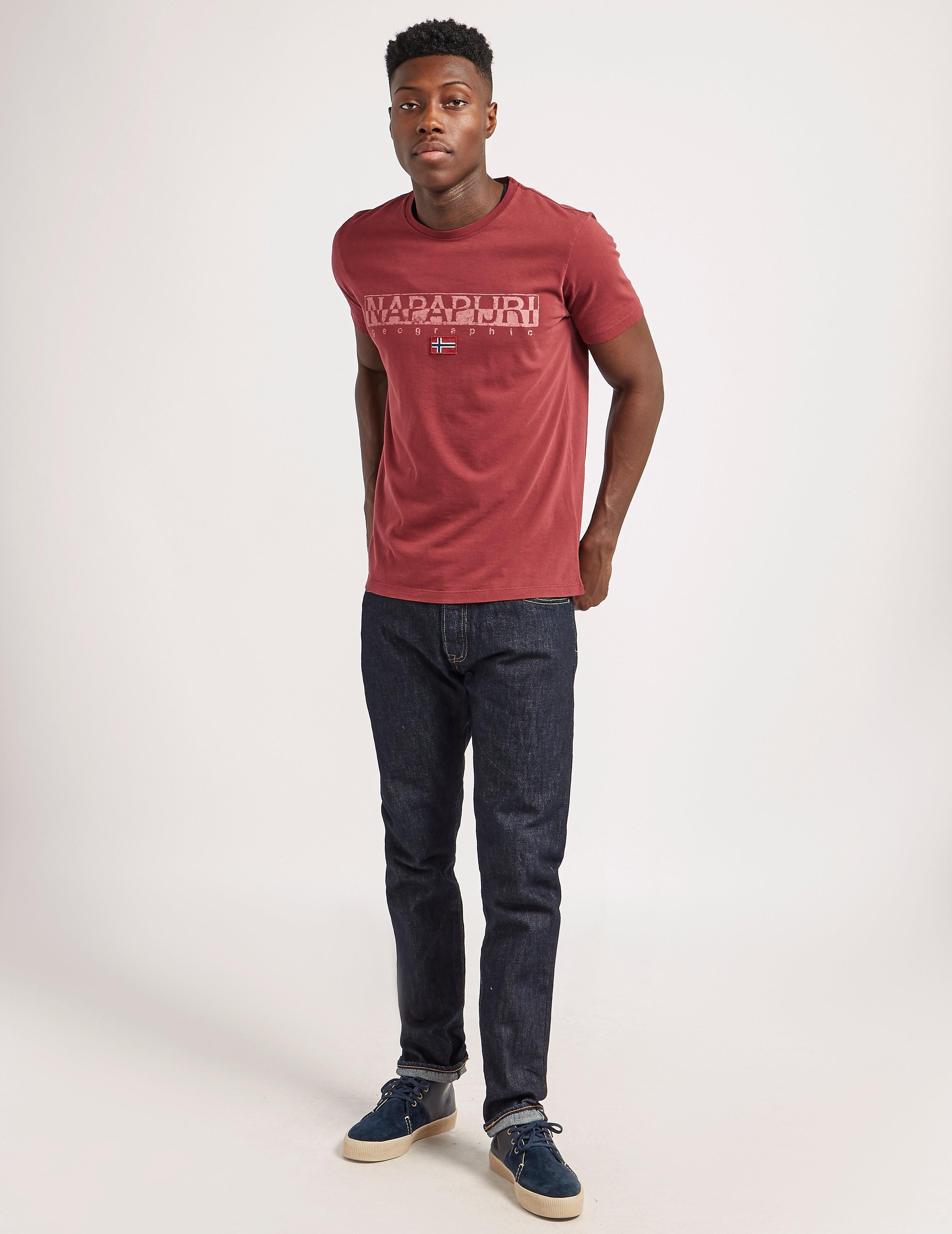 Napapijri Sapriol Short Sleeve T-Shirt