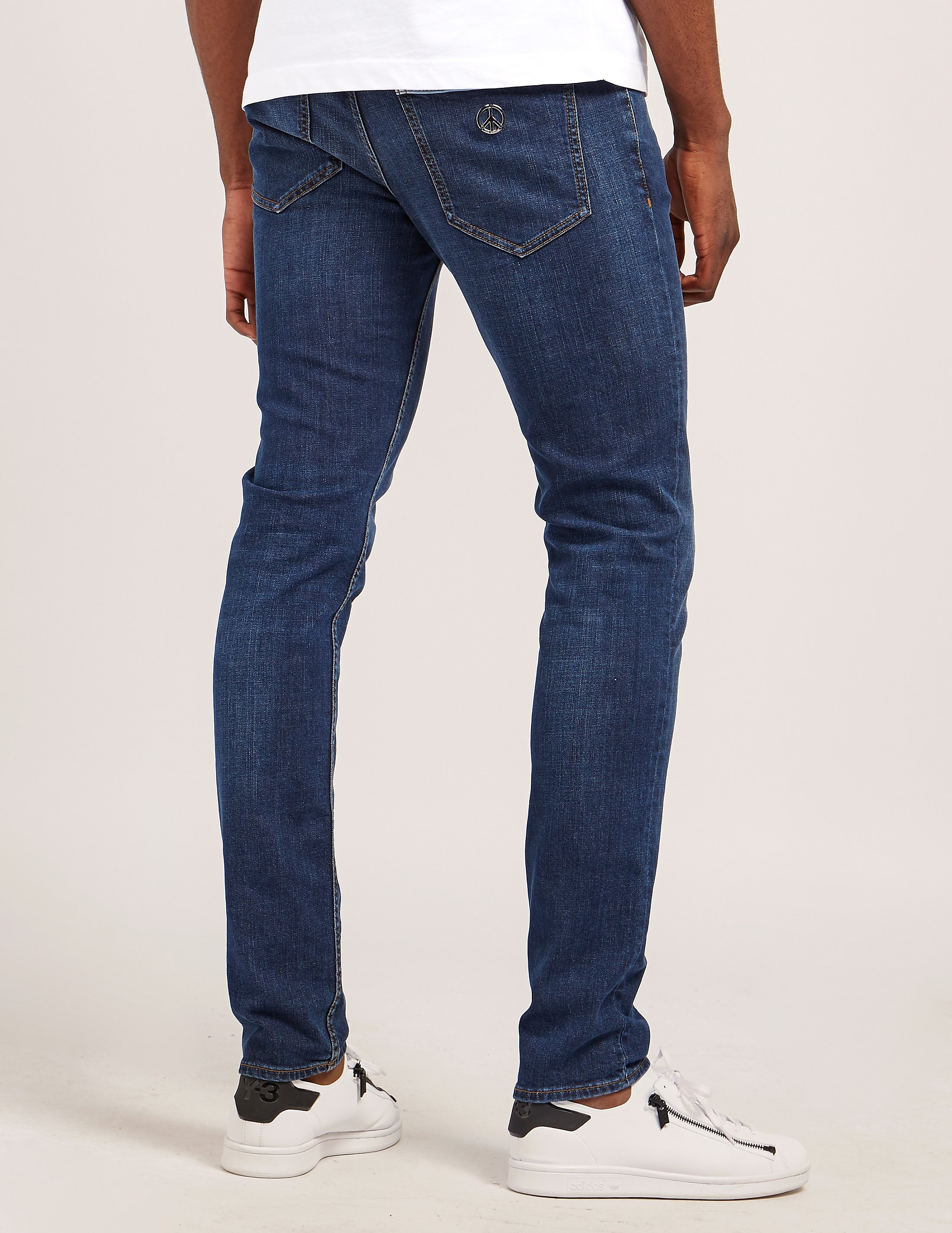 Love Moschino Tape Slim Jeans