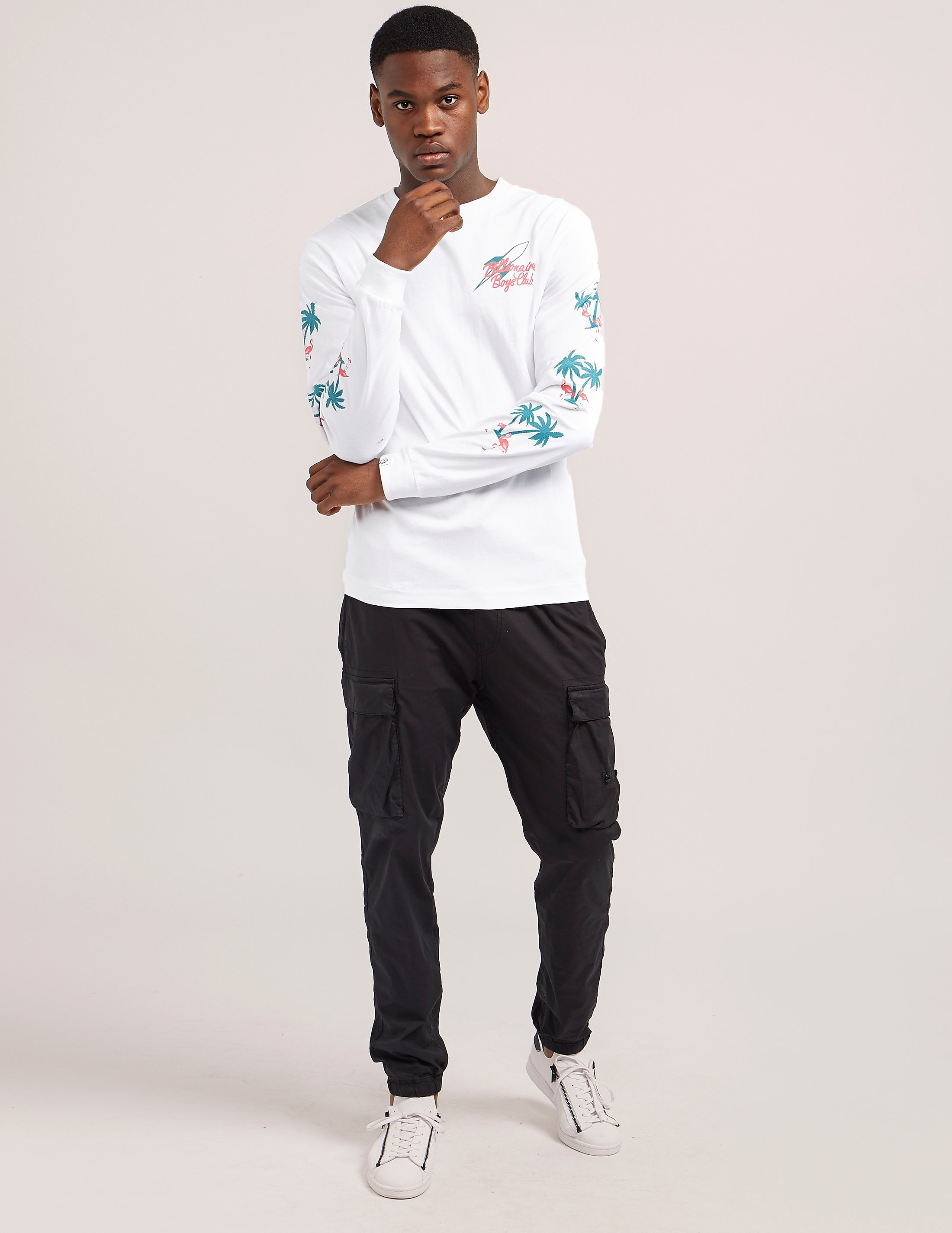 Billionaire Boys Club Flamingo Long Sleeve T-Shirt
