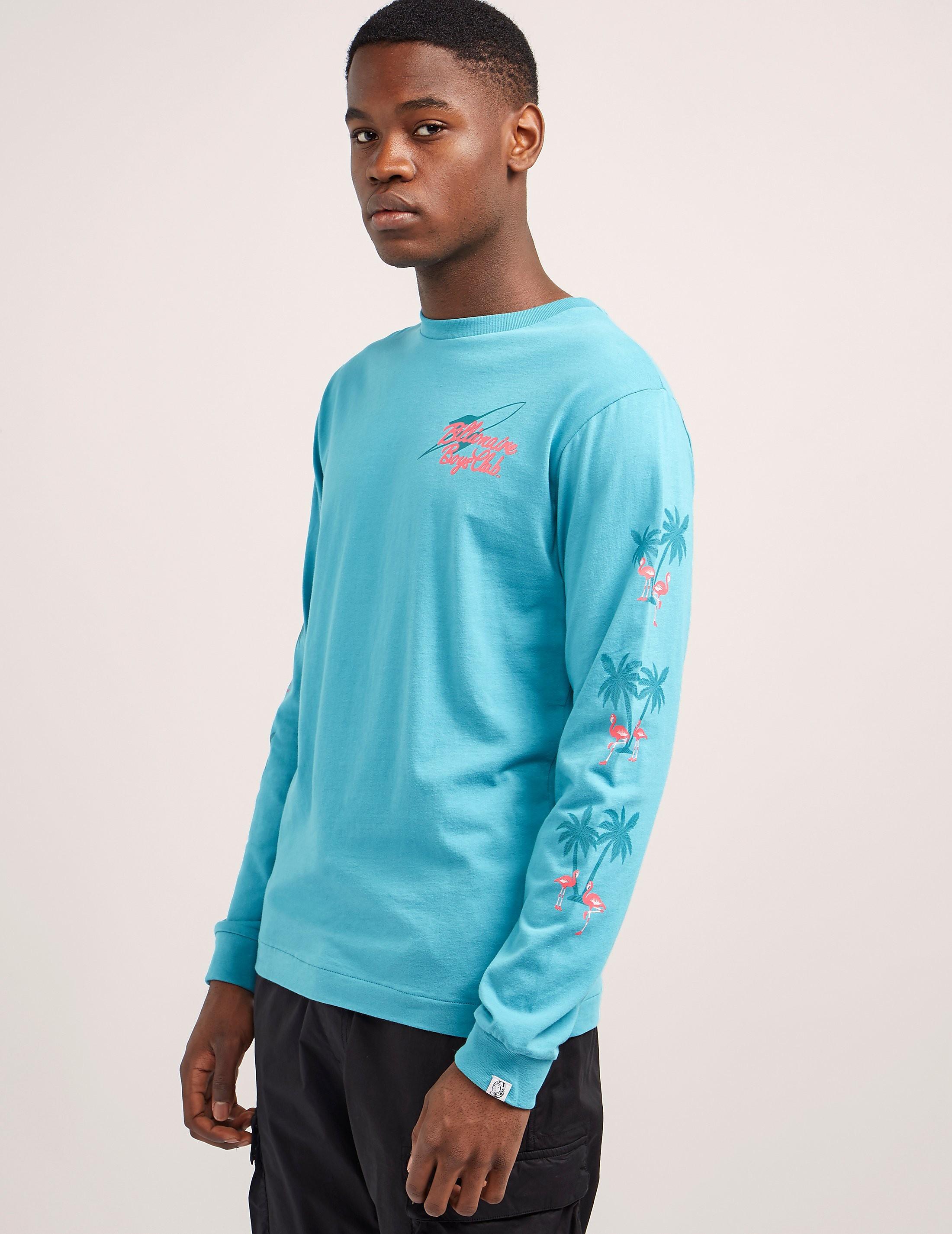 Billionaire Boys Club Flamingo Long Sleeve T-Shirt